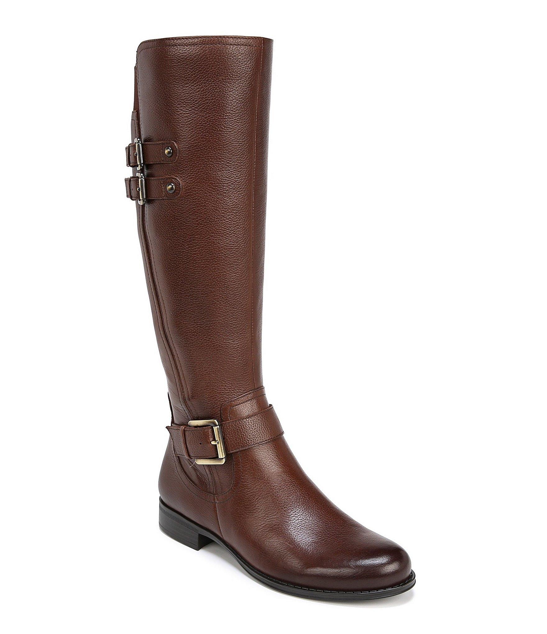 Clearance Women's Wide Calf Boots