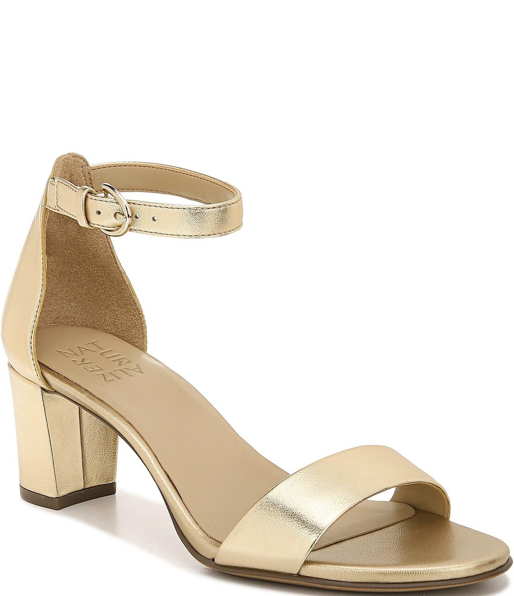 Gold Women's Wide Width Shoes   Dillard's