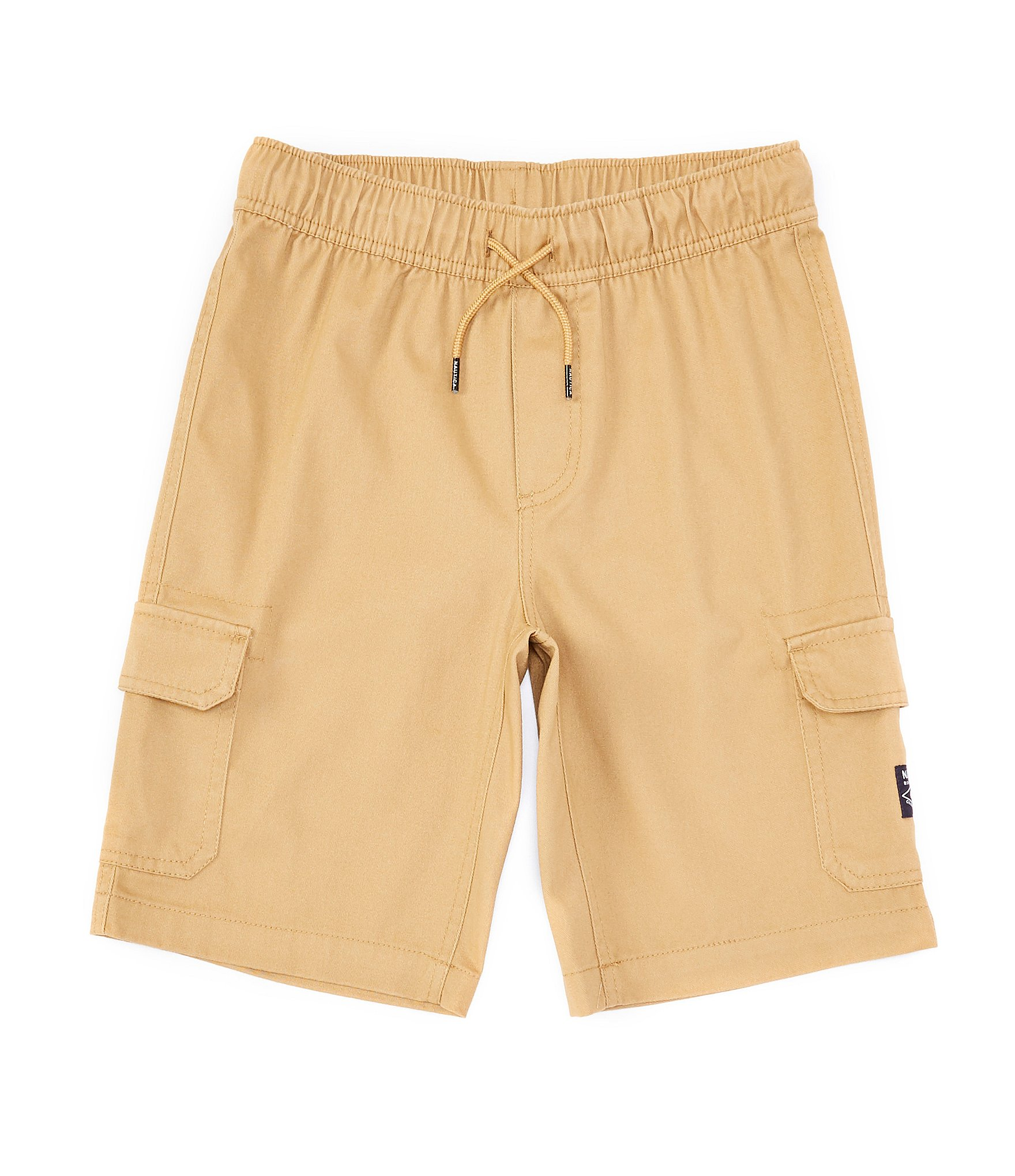Nautica Boys 8-20 Belted Cargo Short