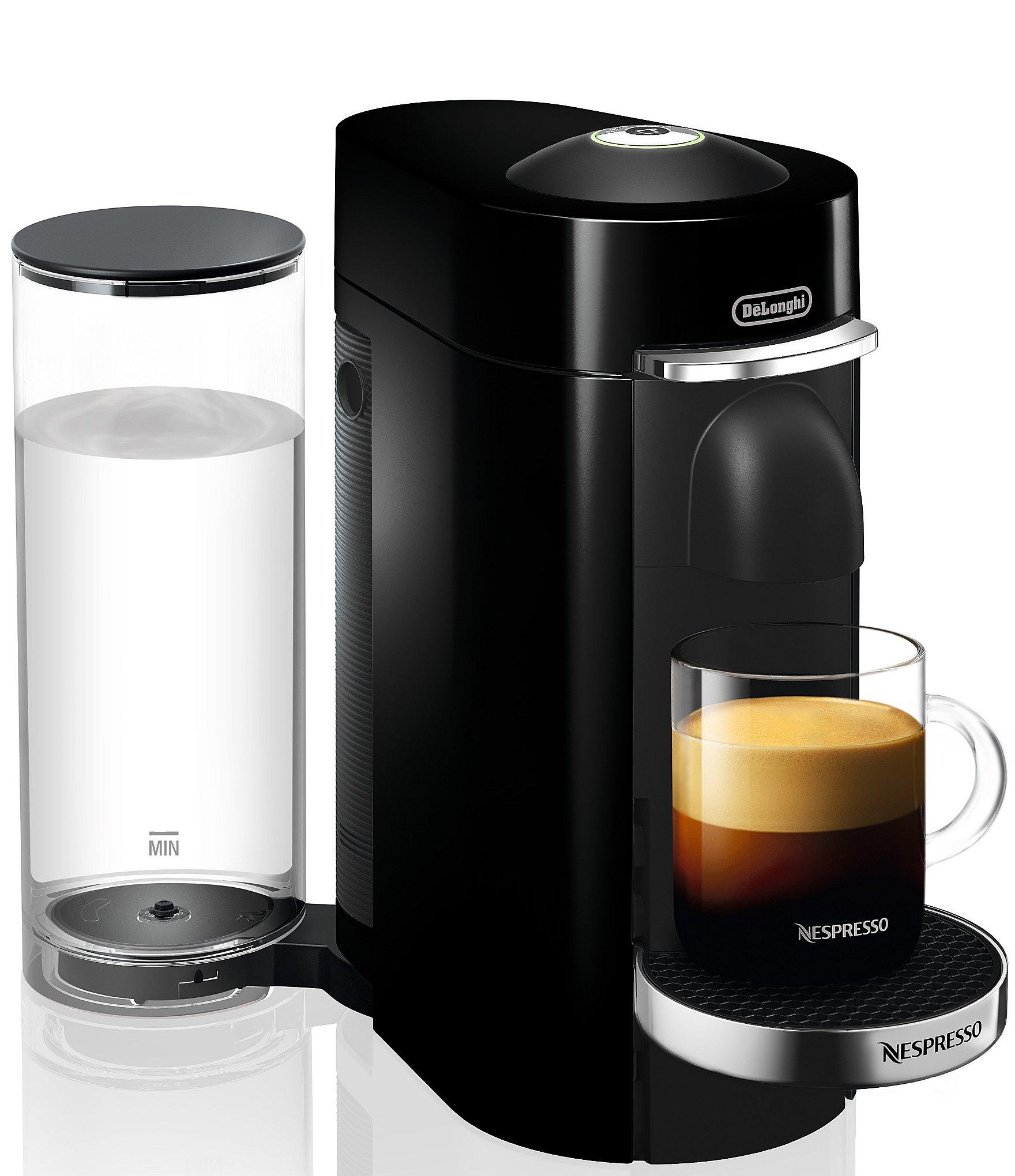 nespresso by delonghi vertuoplus deluxe coffee espresso maker dillards. Black Bedroom Furniture Sets. Home Design Ideas