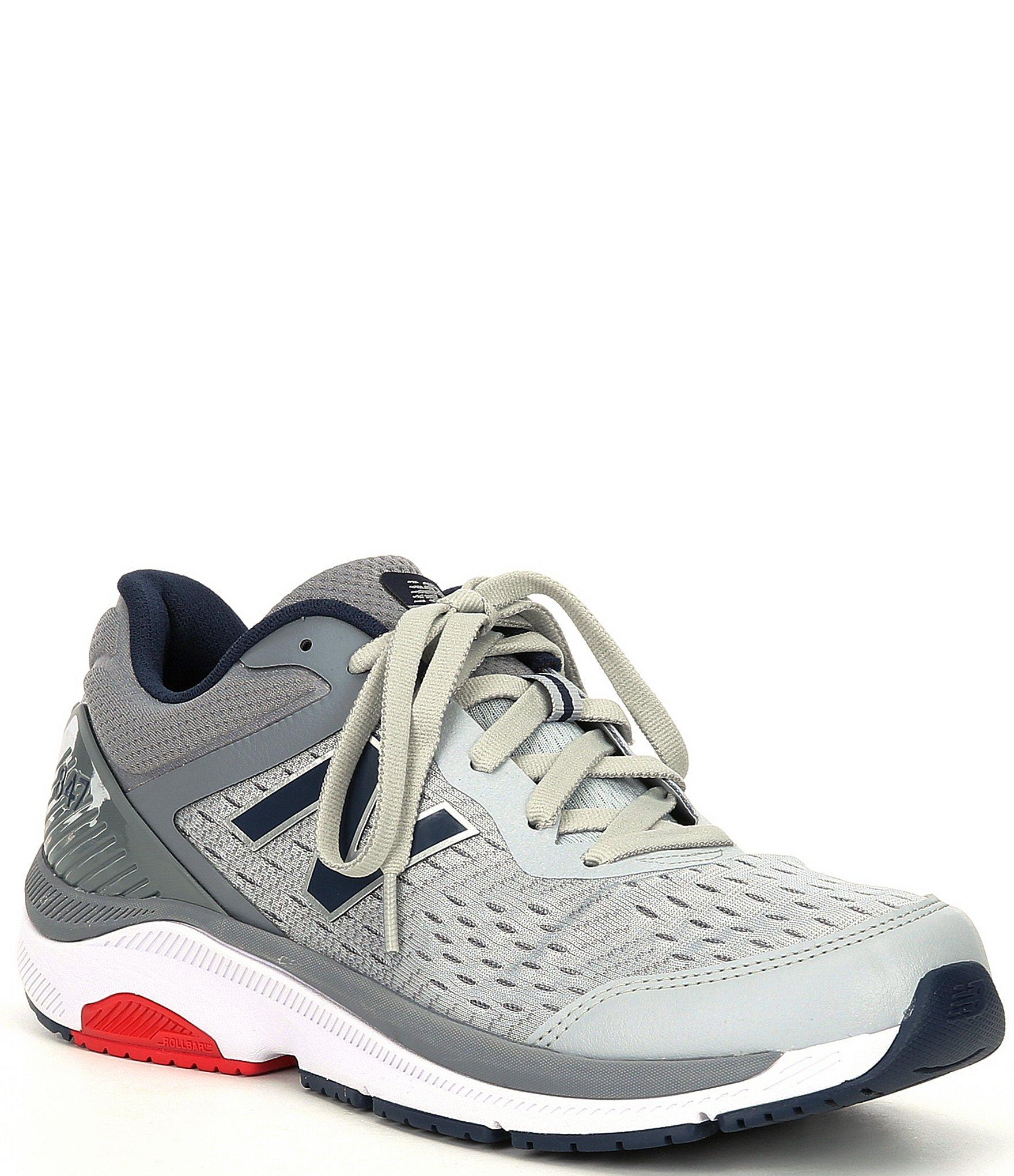 847 V4 Lace-Up Walking Shoes