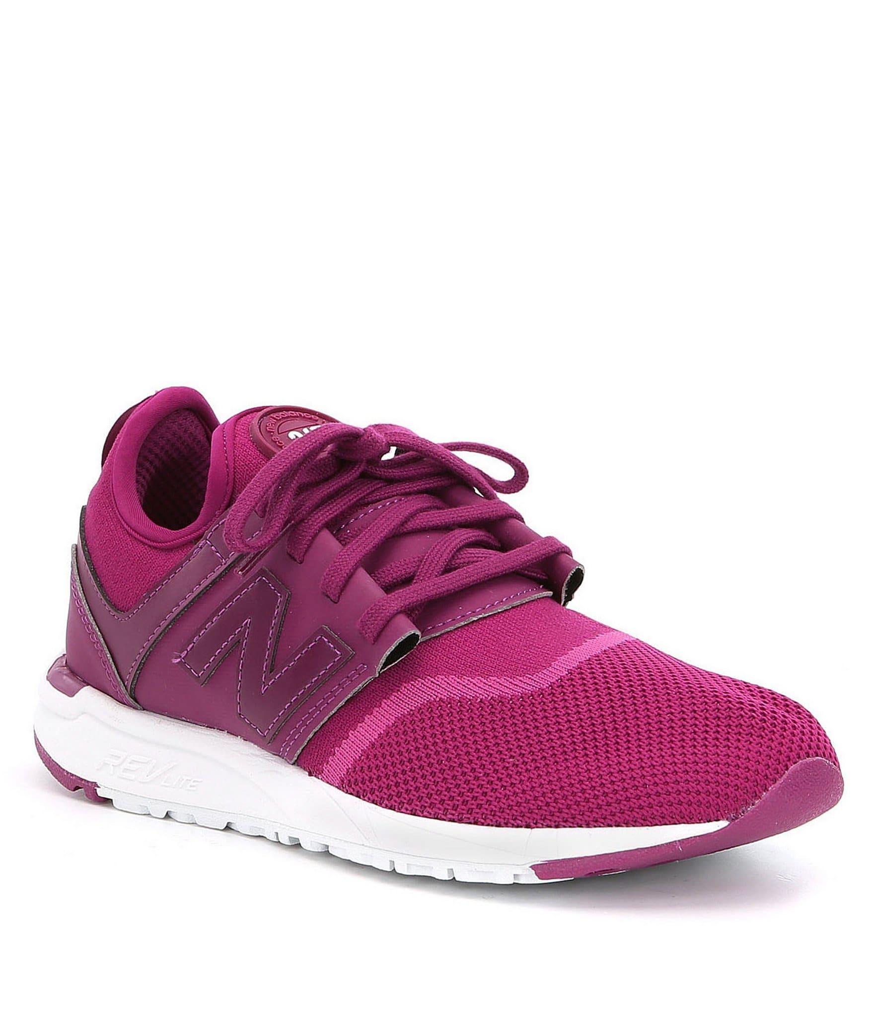 new balance womens 247 running shoes dillards