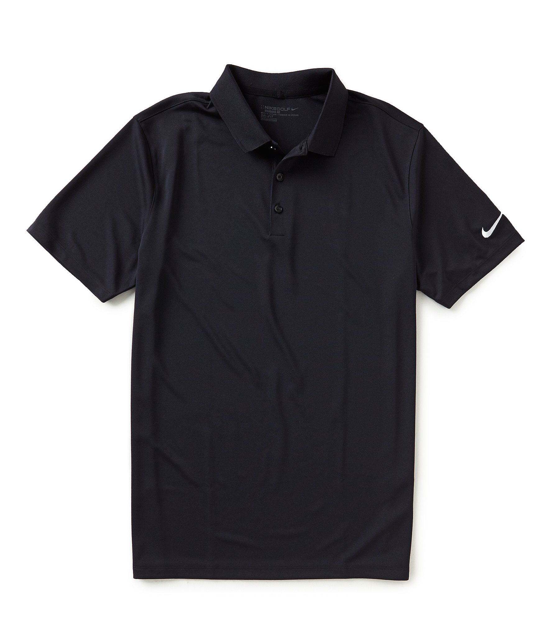 Nike Golf Short Sleeve Solid Victory Polo Shirt Dillards