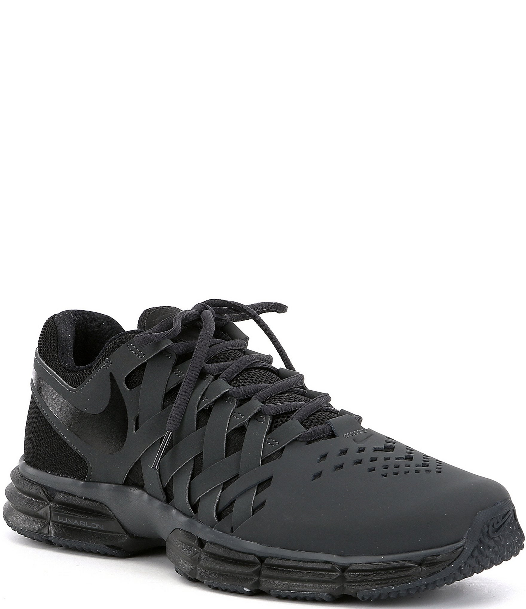 Nike Lunar Fingertrap Mens Training Shoes Revies
