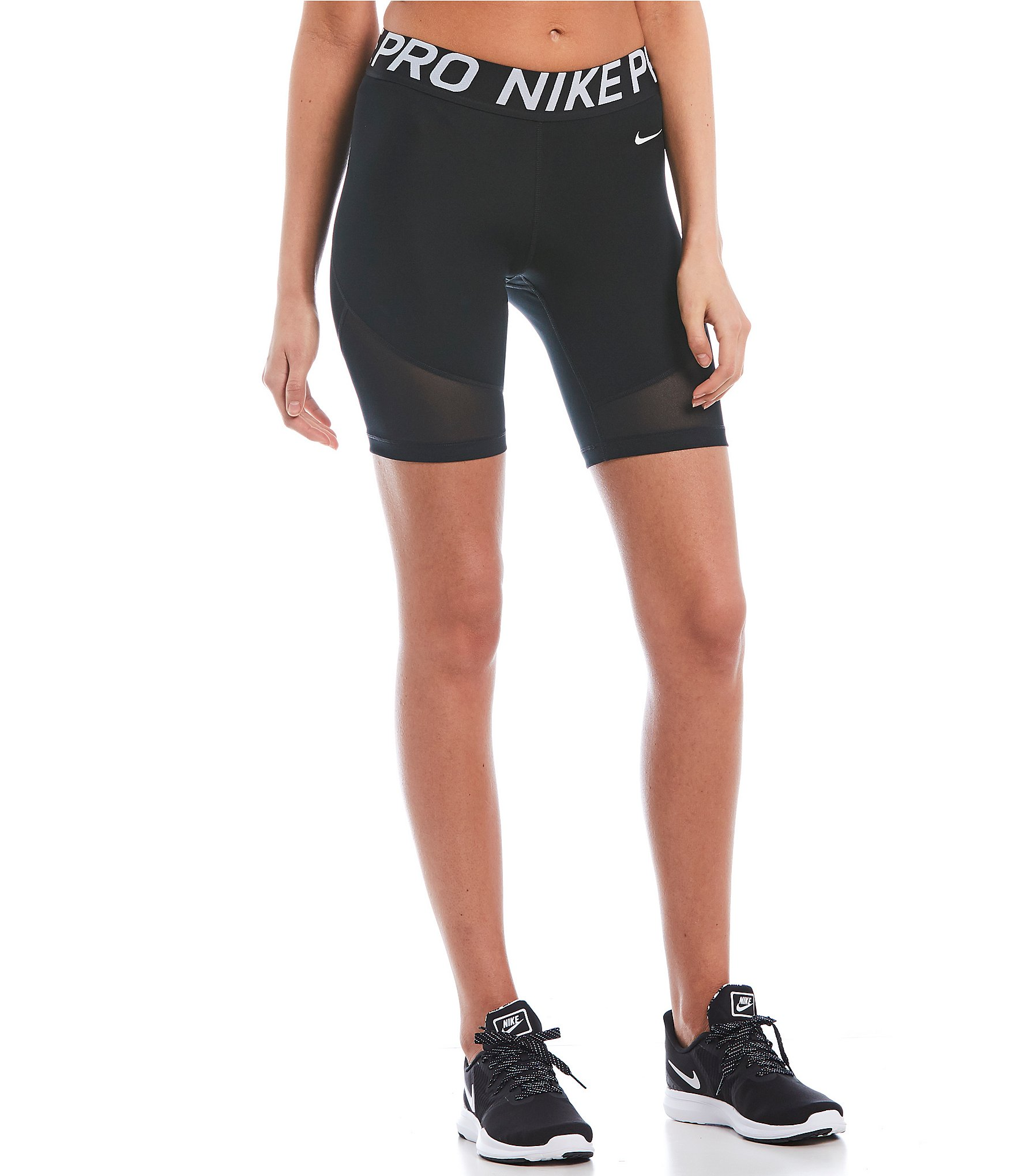 Nike Pro 8#double; Bike Shorts