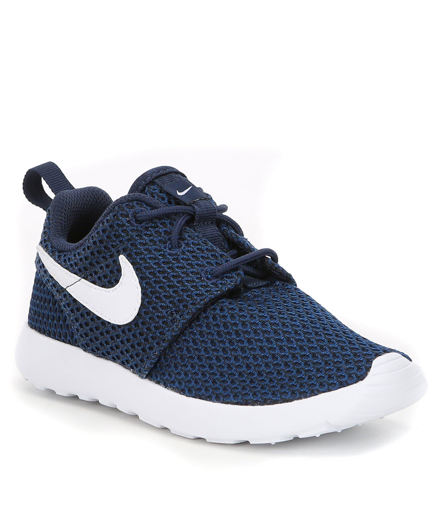 Nike Boys Roshe One Running Shoes Dillards