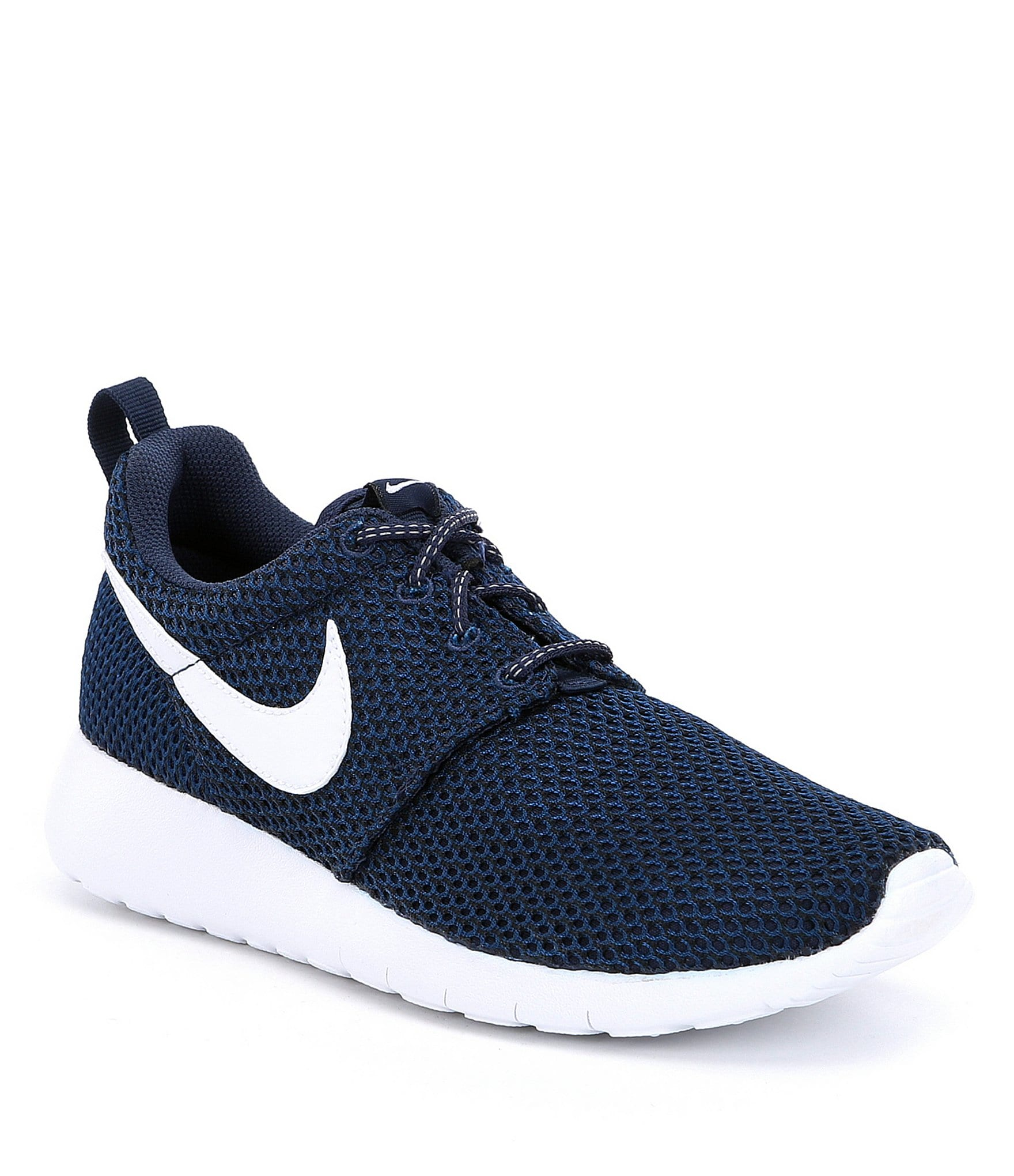 nike roshe run boys running shoes dillards. Black Bedroom Furniture Sets. Home Design Ideas