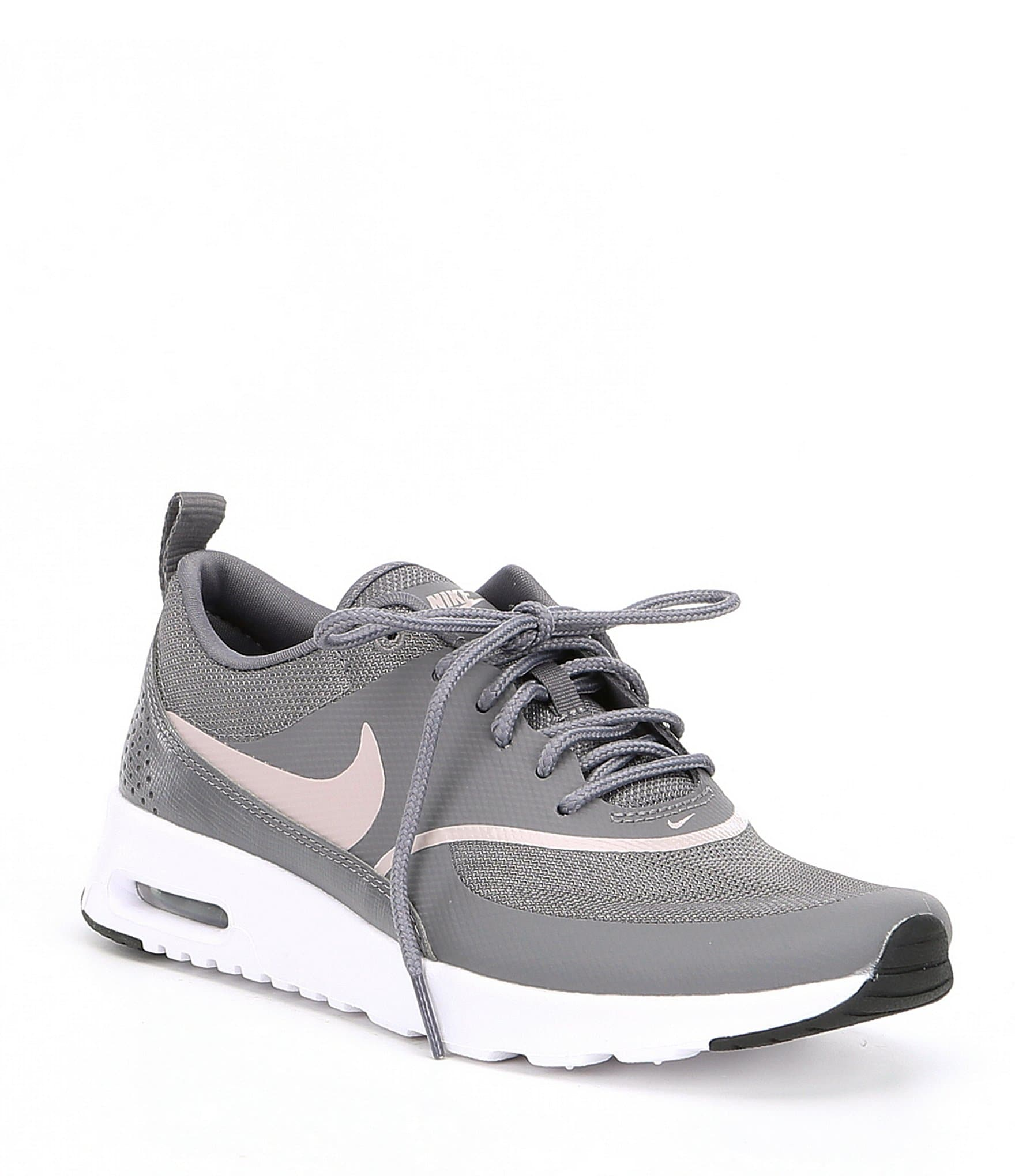 nike sport women 39 s air max thea running shoes dillards. Black Bedroom Furniture Sets. Home Design Ideas