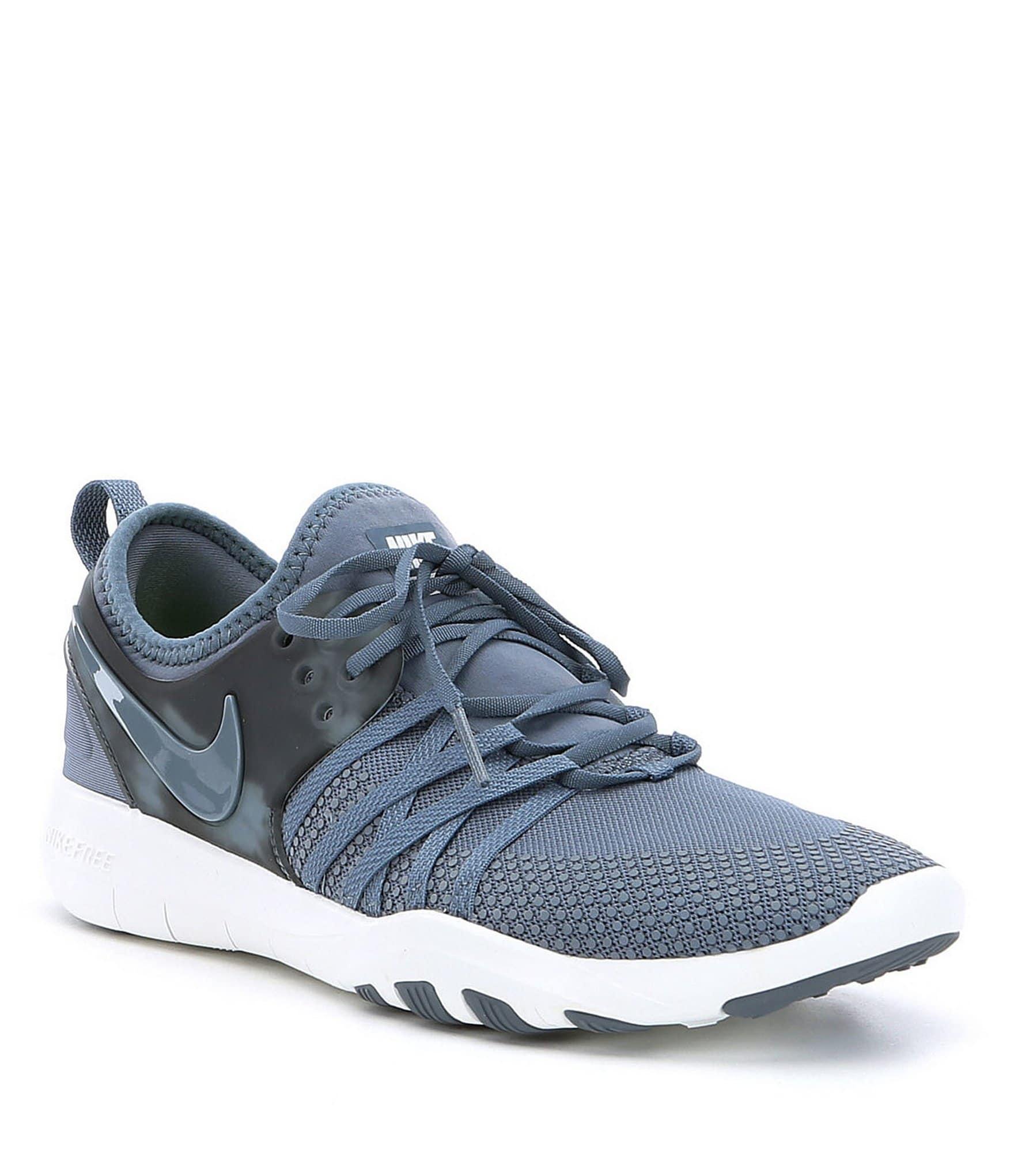 Nike Womens Free Tr  Amp Training Shoes Thunder Blue