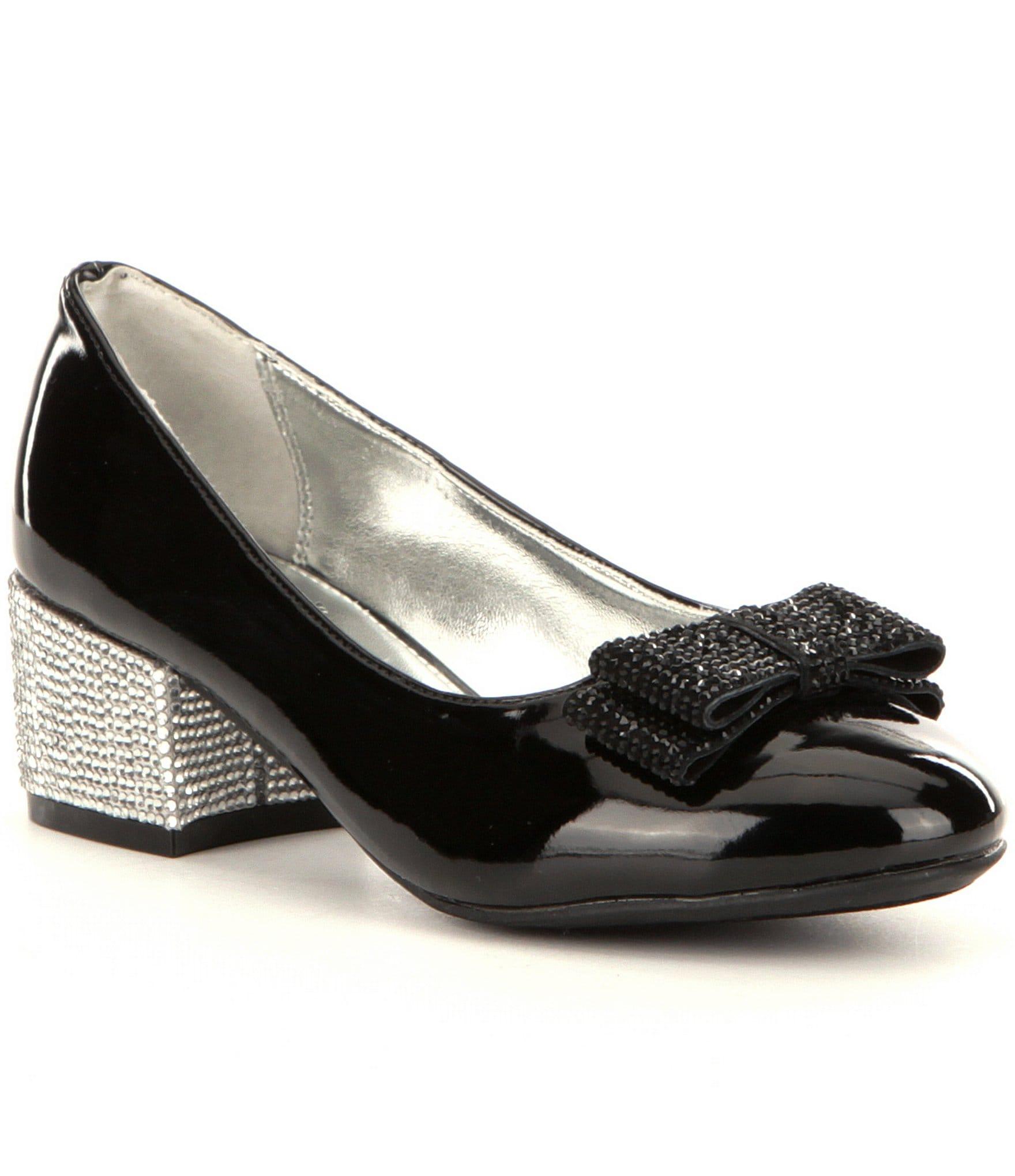 Nina Kids Memory Foam Dress Shoes