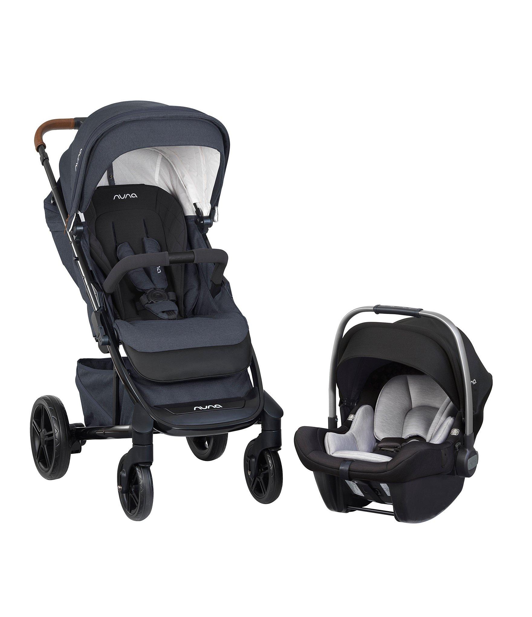 Nuna 2019 Tavo Travel System with Nuna Pipa Lite Car Seat ...