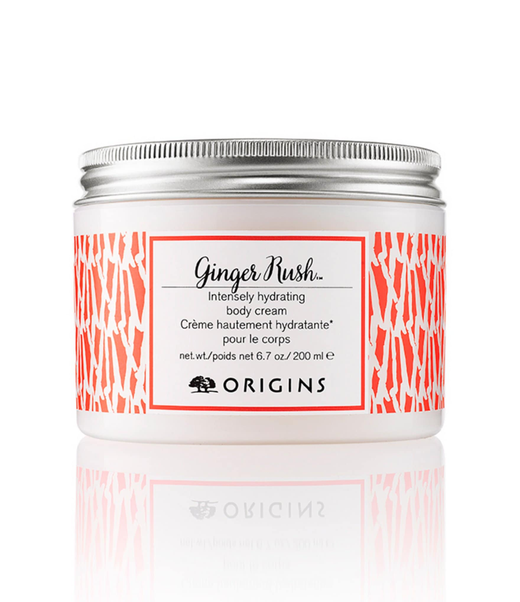 Origins Ginger Rush Intensely Hydrating Body Cream | Dillards