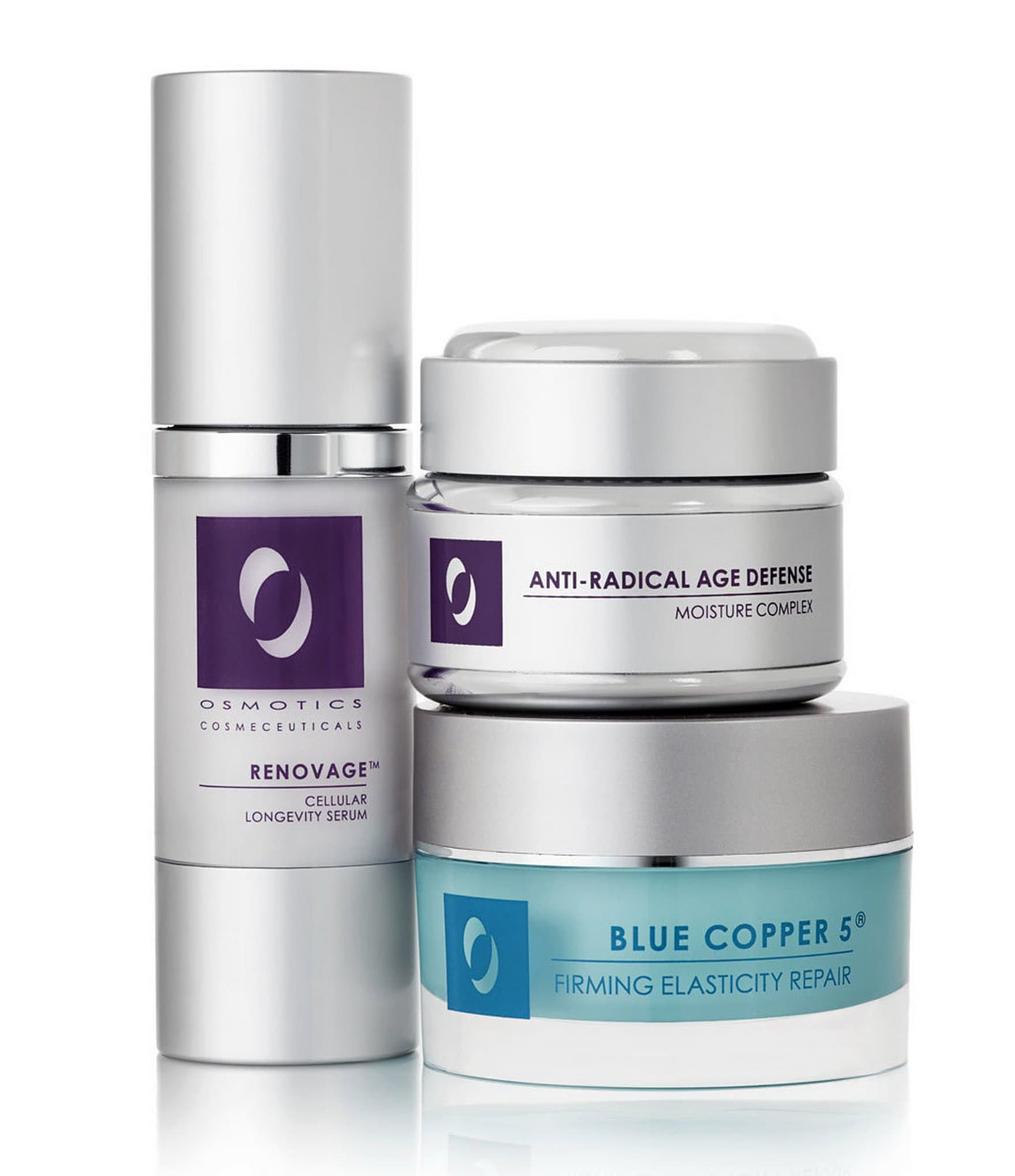 Osmotics Anti-Aging Trilogy Set