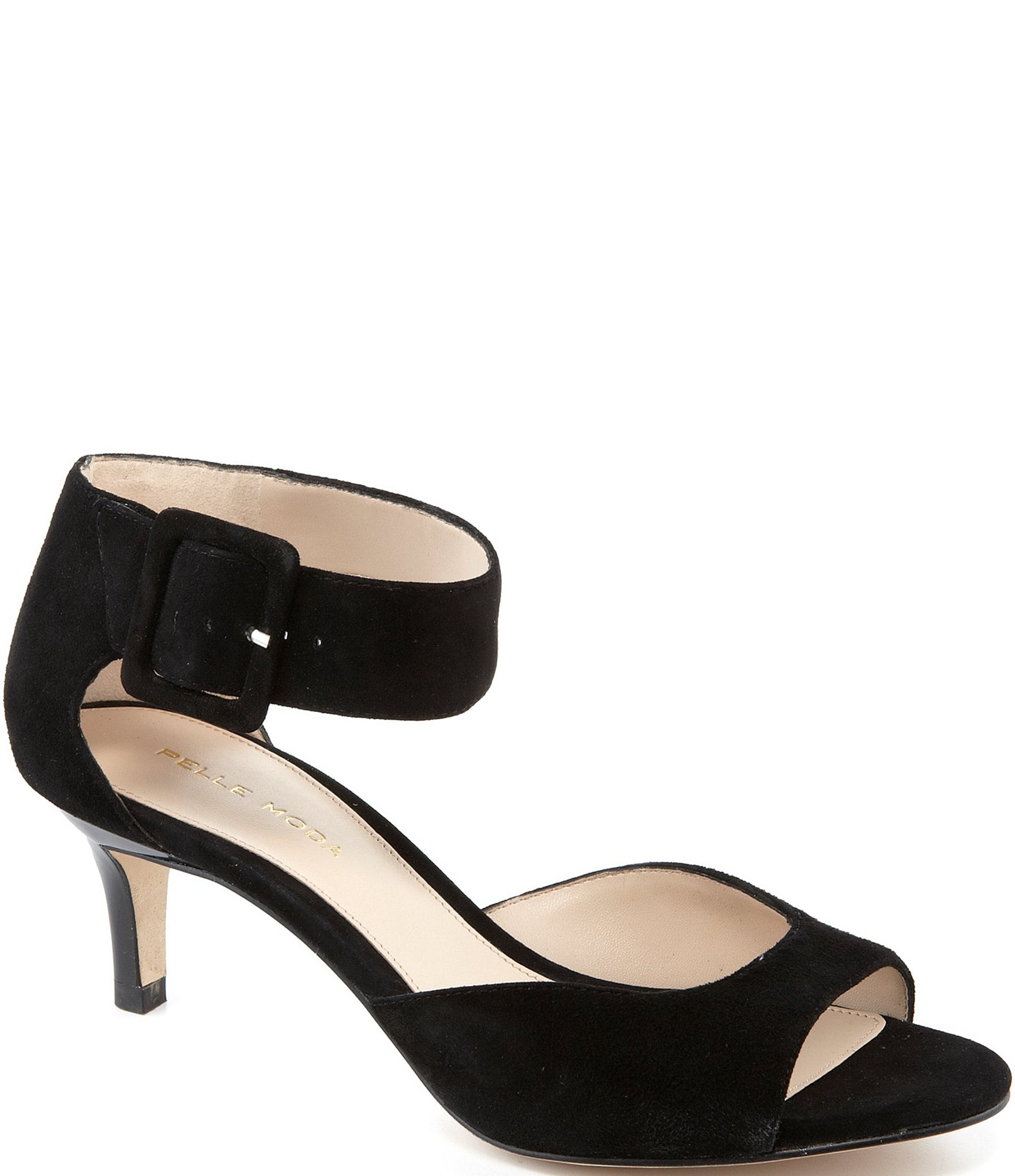 91507ec277a Kitten Heel Women s Sandals