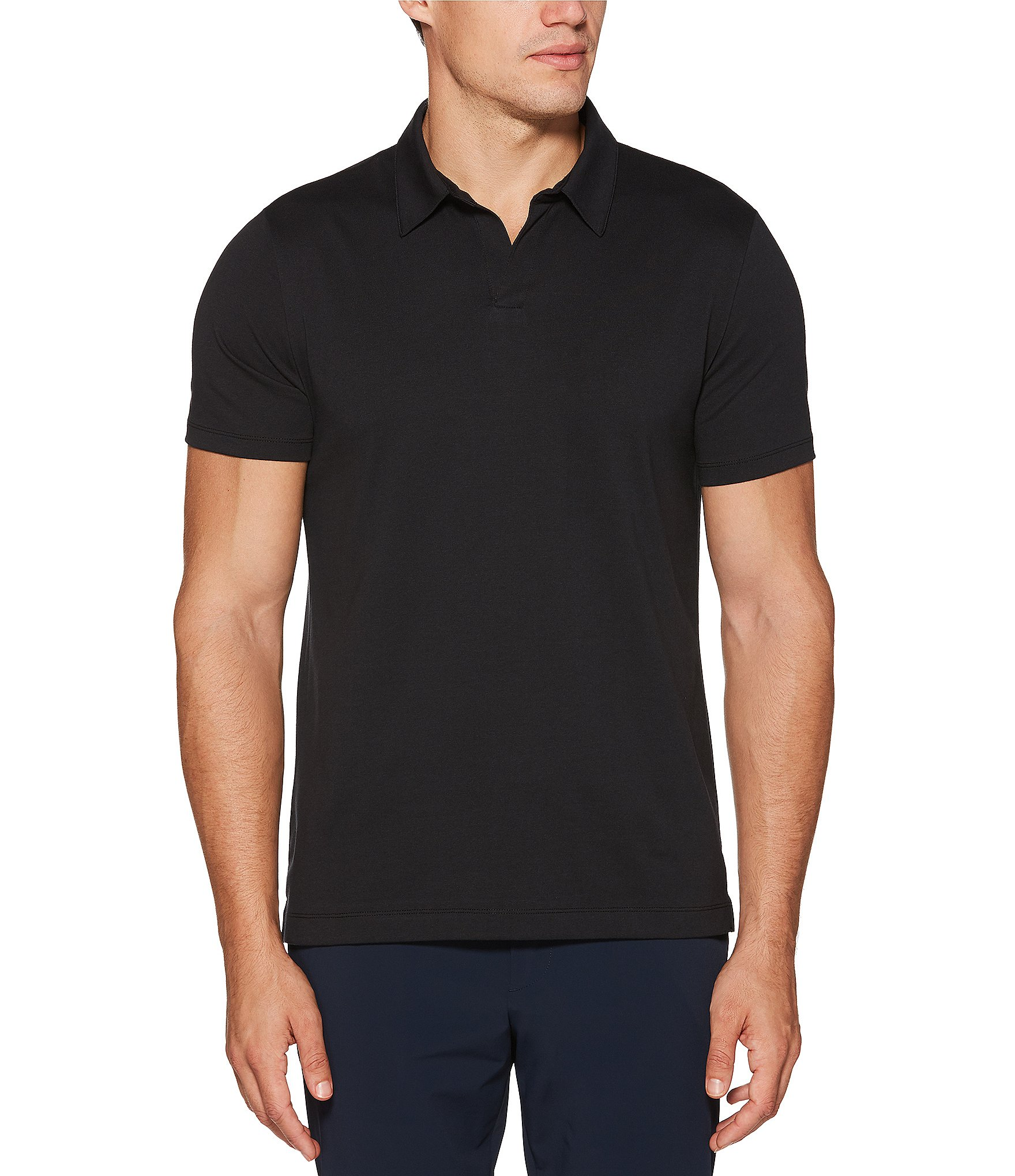 Black Men s Big   Tall Polos  786d31871326