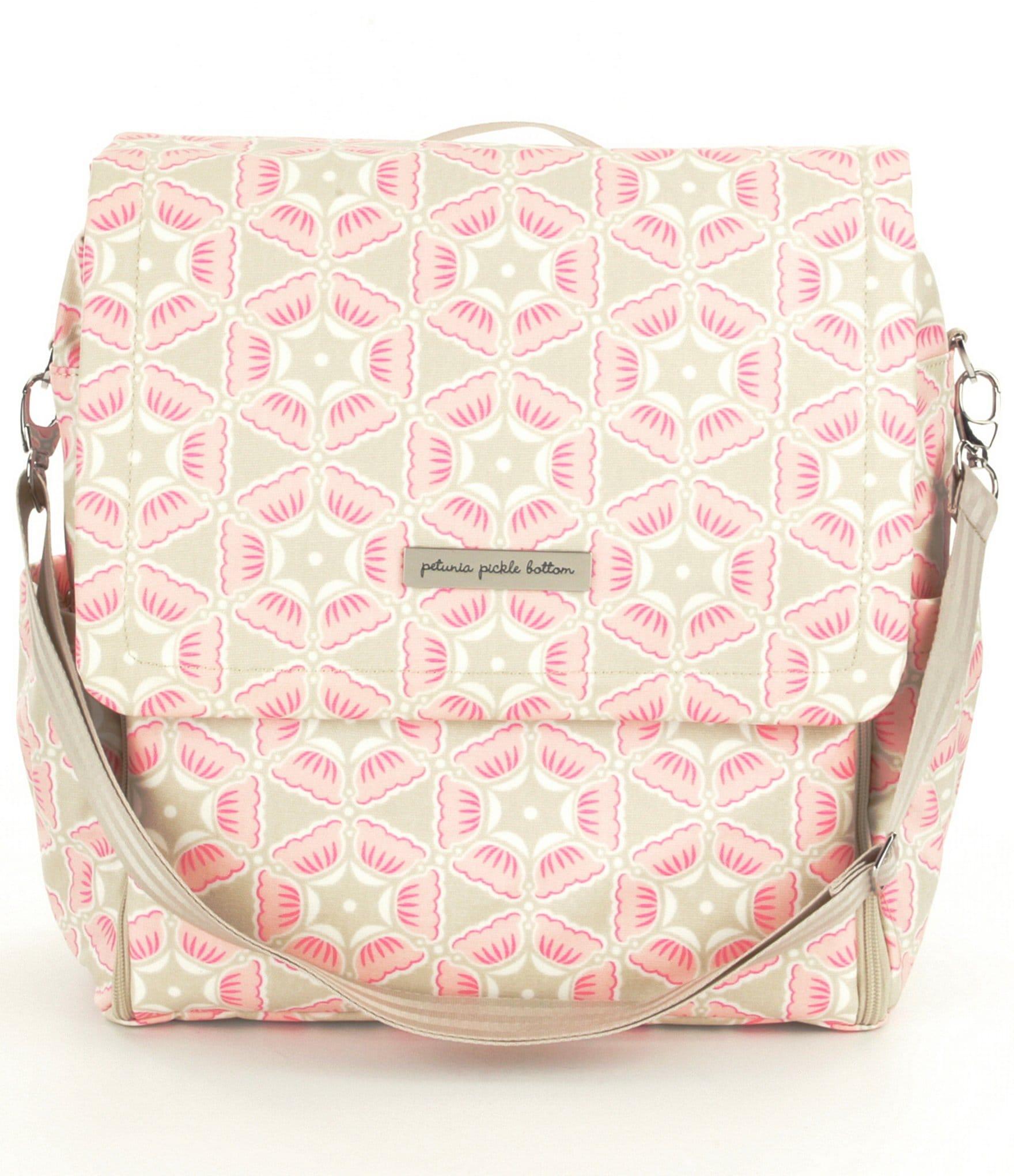 petunia pickle bottom blooming brixham boxy backpack diaper bag dillards. Black Bedroom Furniture Sets. Home Design Ideas