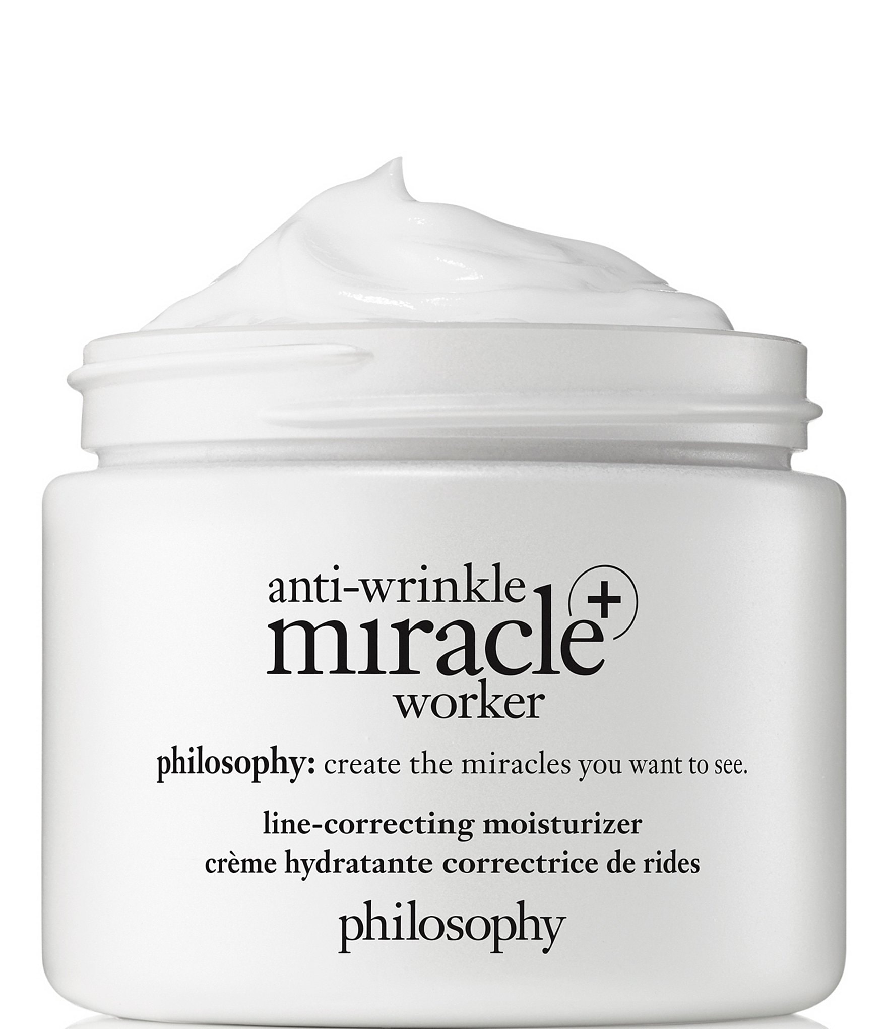 Anti-Wrinkle Miracle Worker + Line Correcting Moisturizer by philosophy #12