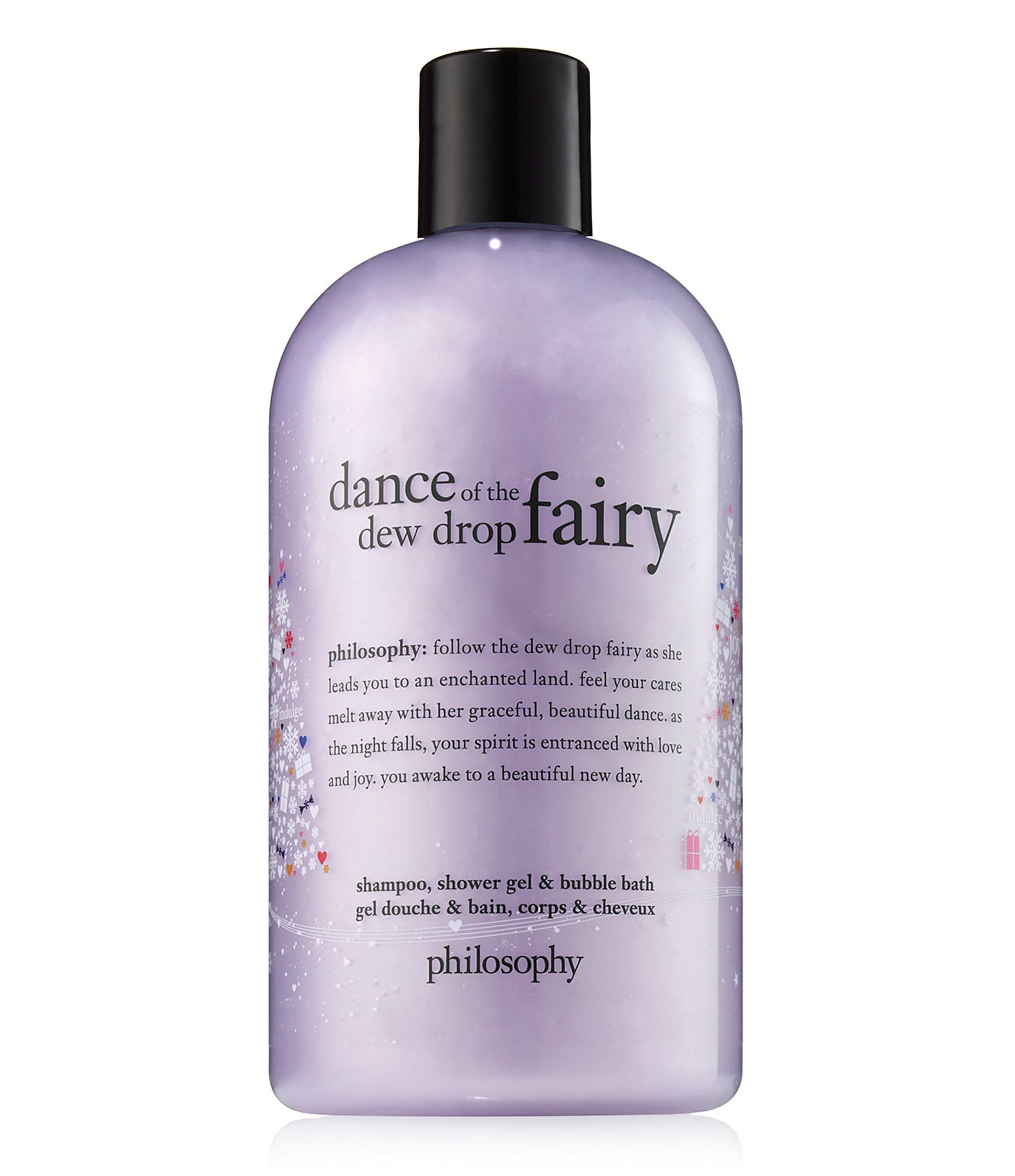 Philosophy Dance Of The Dew Drop Fairy Shampoo Shower Gel