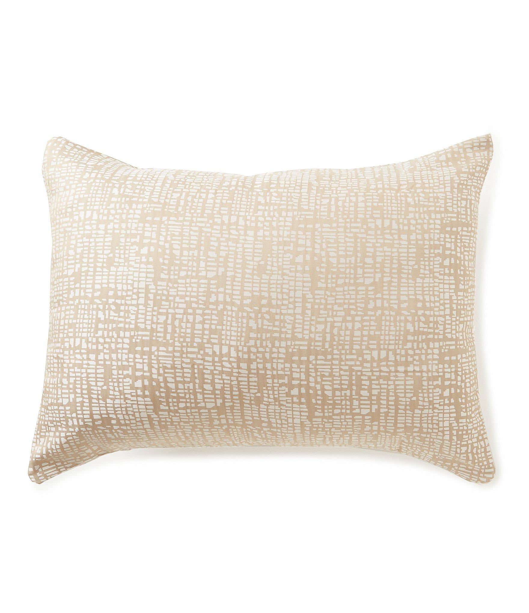 Pine Cone Hill Artisanal Collection Sketch Cotton Sateen Jacquard Sham | Dillards