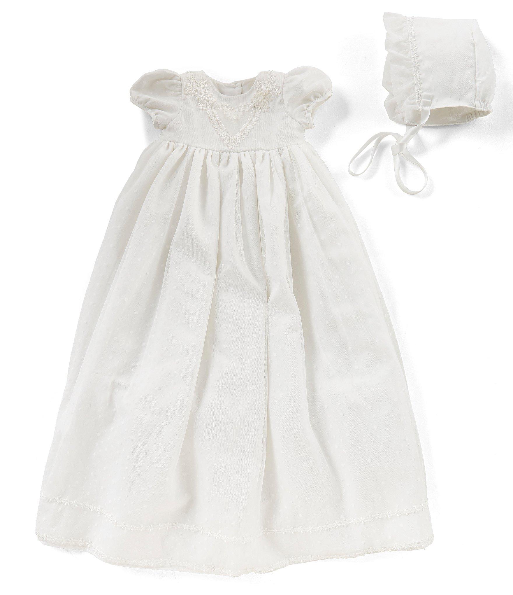 63e6b51c8 Baby Girl Christening Dresses, Gowns & Accessories | Dillard's