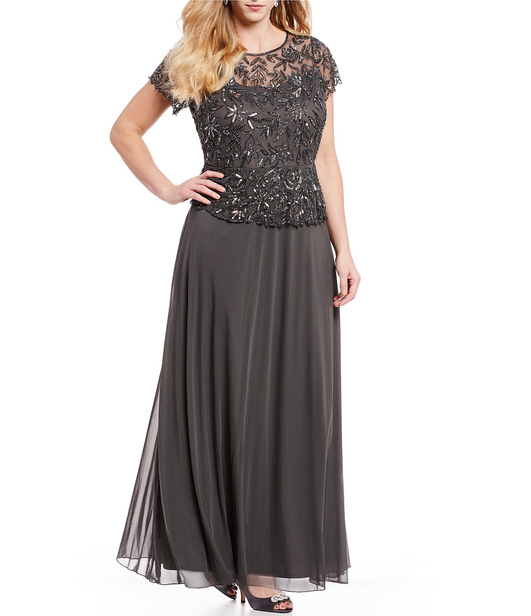 94c2912c3f0 Plus-Size Formal Dresses   Gowns