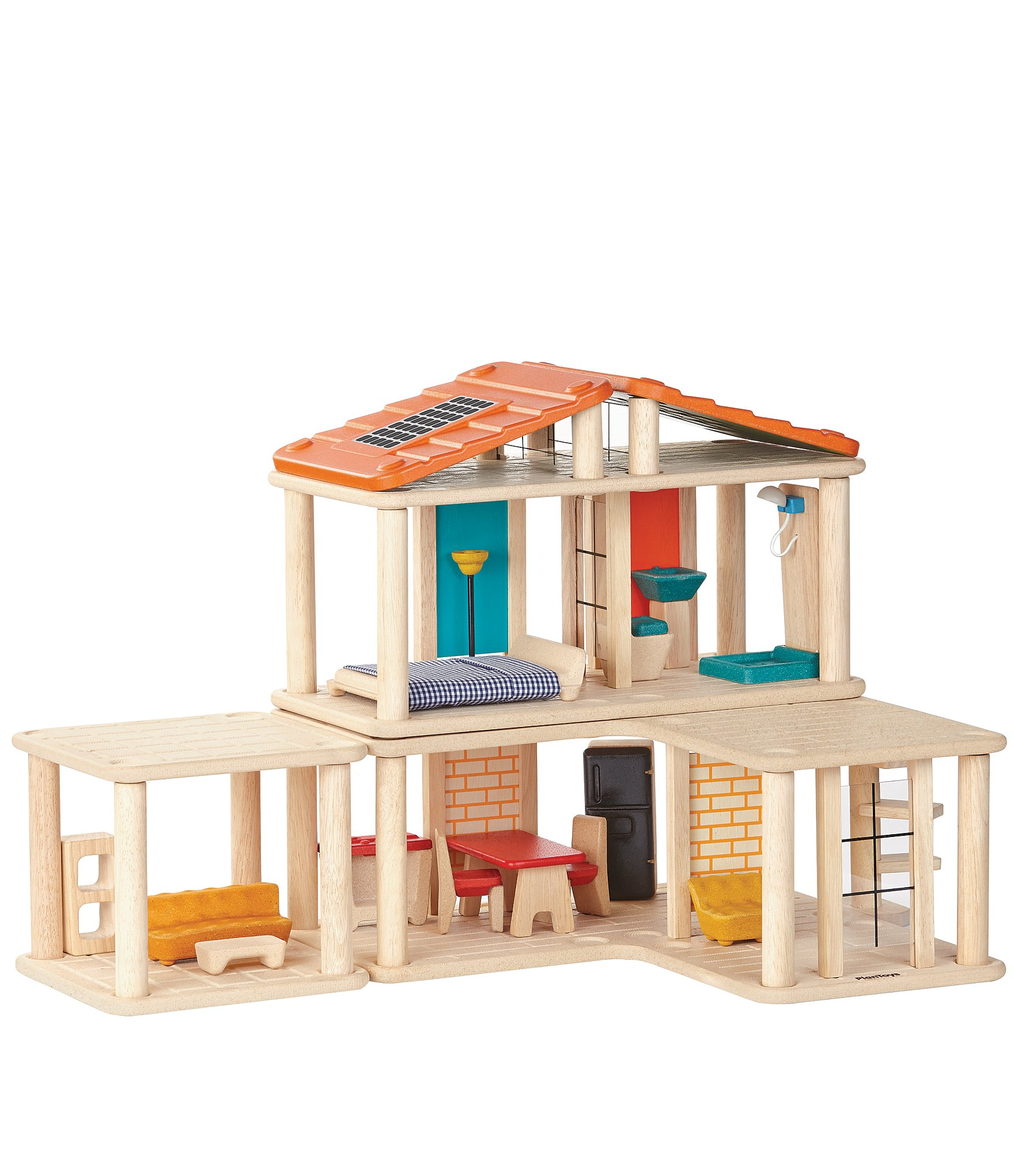 Dillards Furniture Brands: Plan Toys Creative Playhouse With Furniture