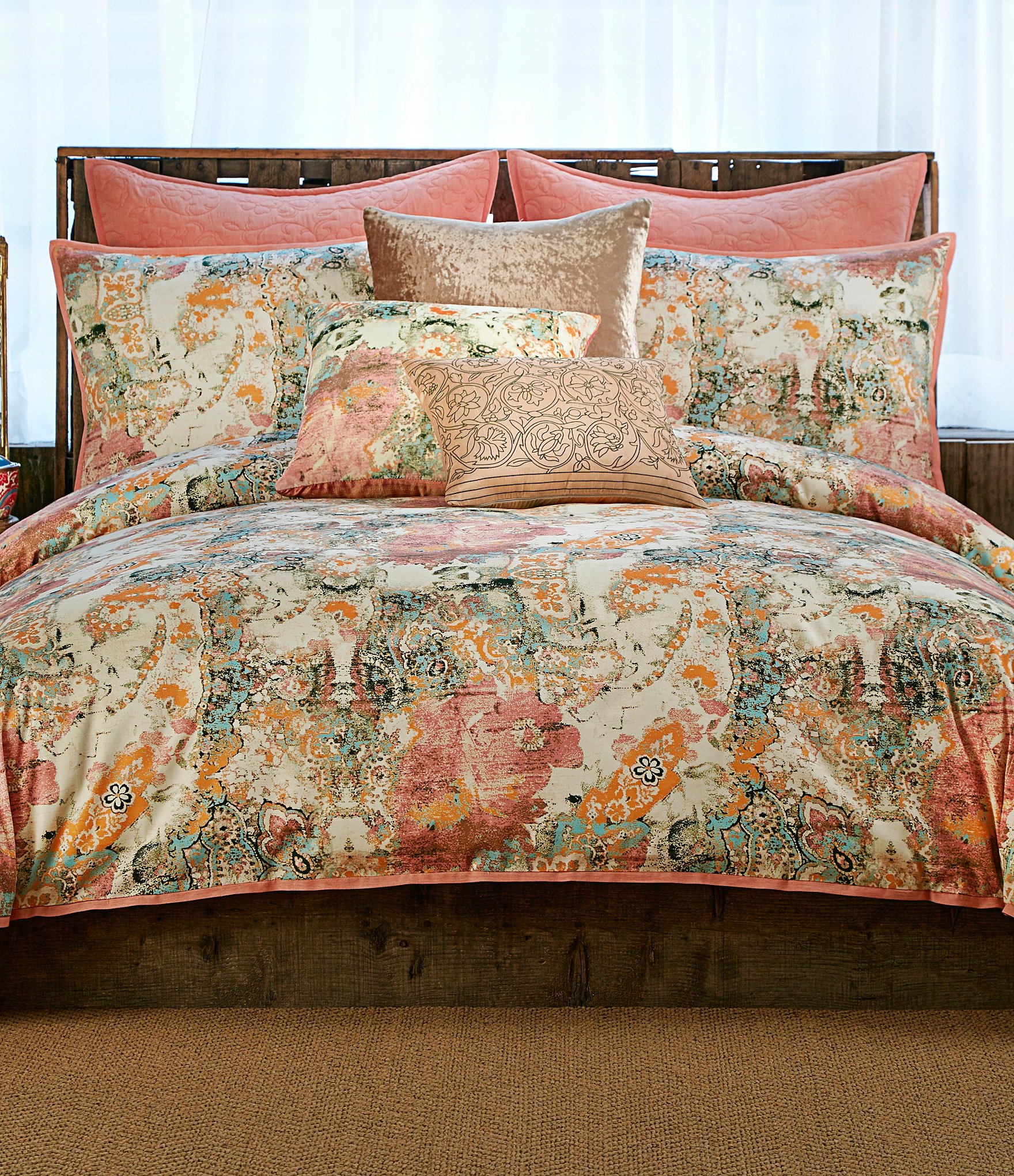Poetic Wanderlust by Tracy Porter Wish Cotton Sateen ...