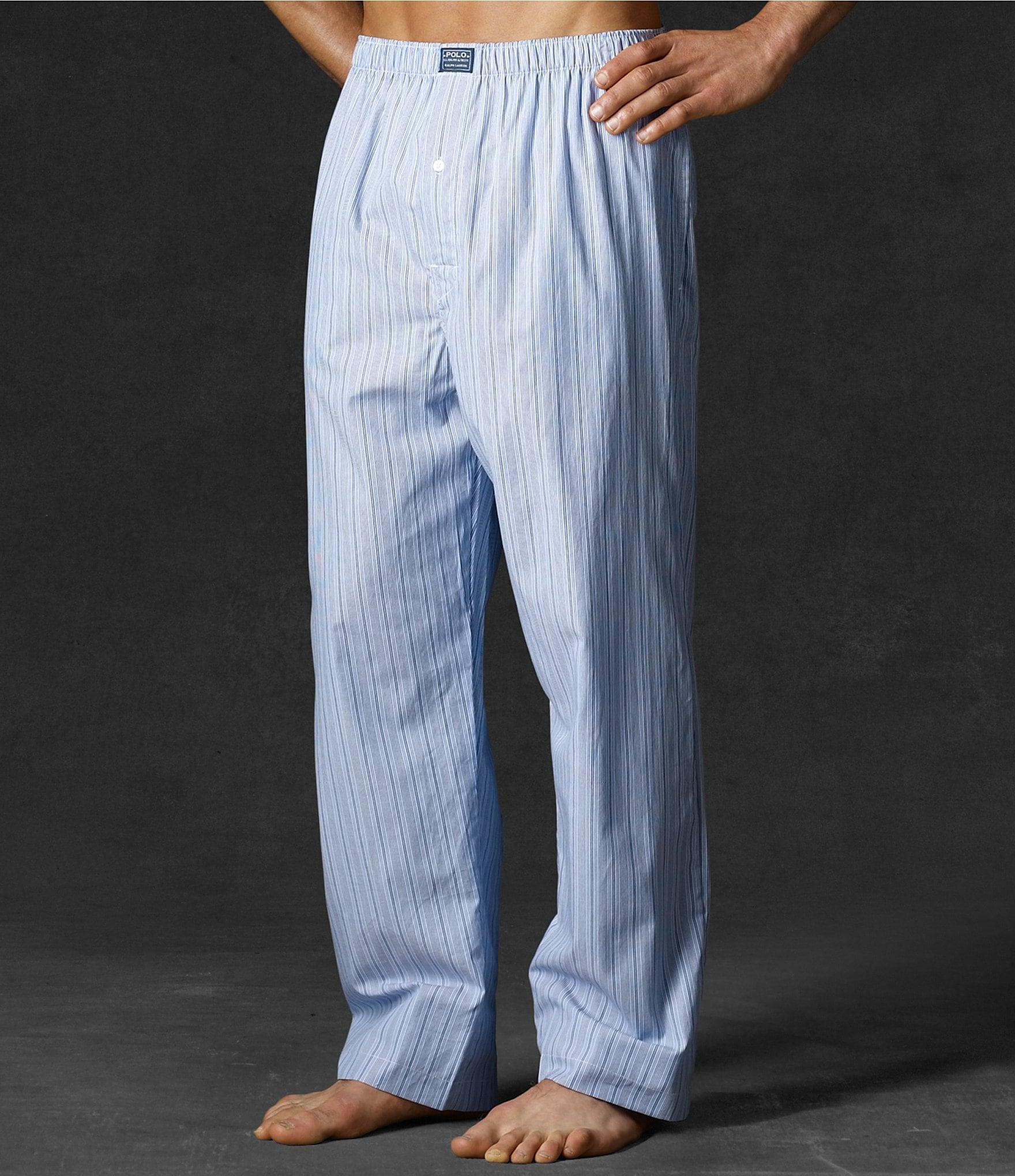Polo Ralph Lauren Quot Andrew Quot Striped Sleep Pants Dillard S