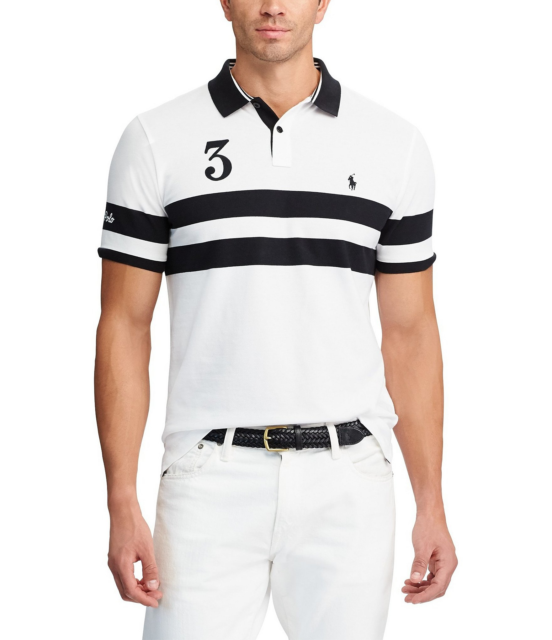 Polo ralph lauren big tall classic fit featherweight for Tall ralph lauren polo shirts