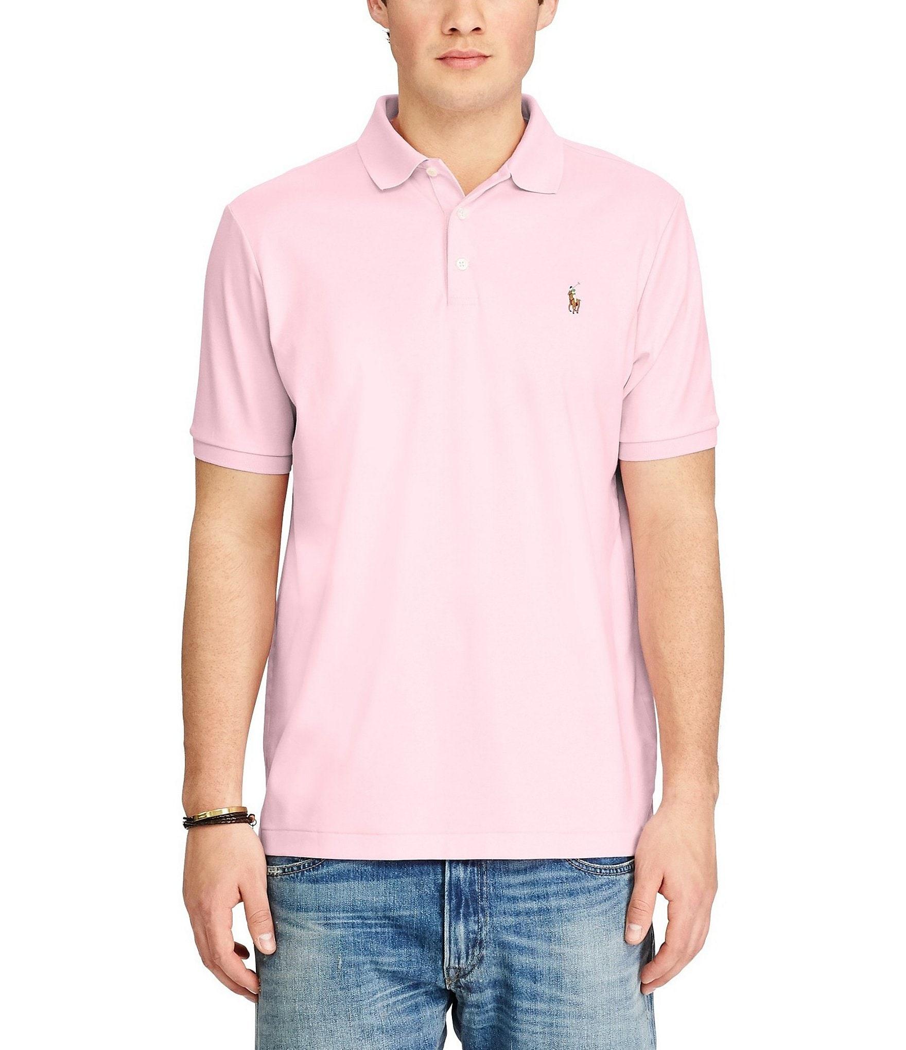 Polo Ralph Lauren Classic-Fit Soft-Touch Short-Sleeve Polo Shirt ...