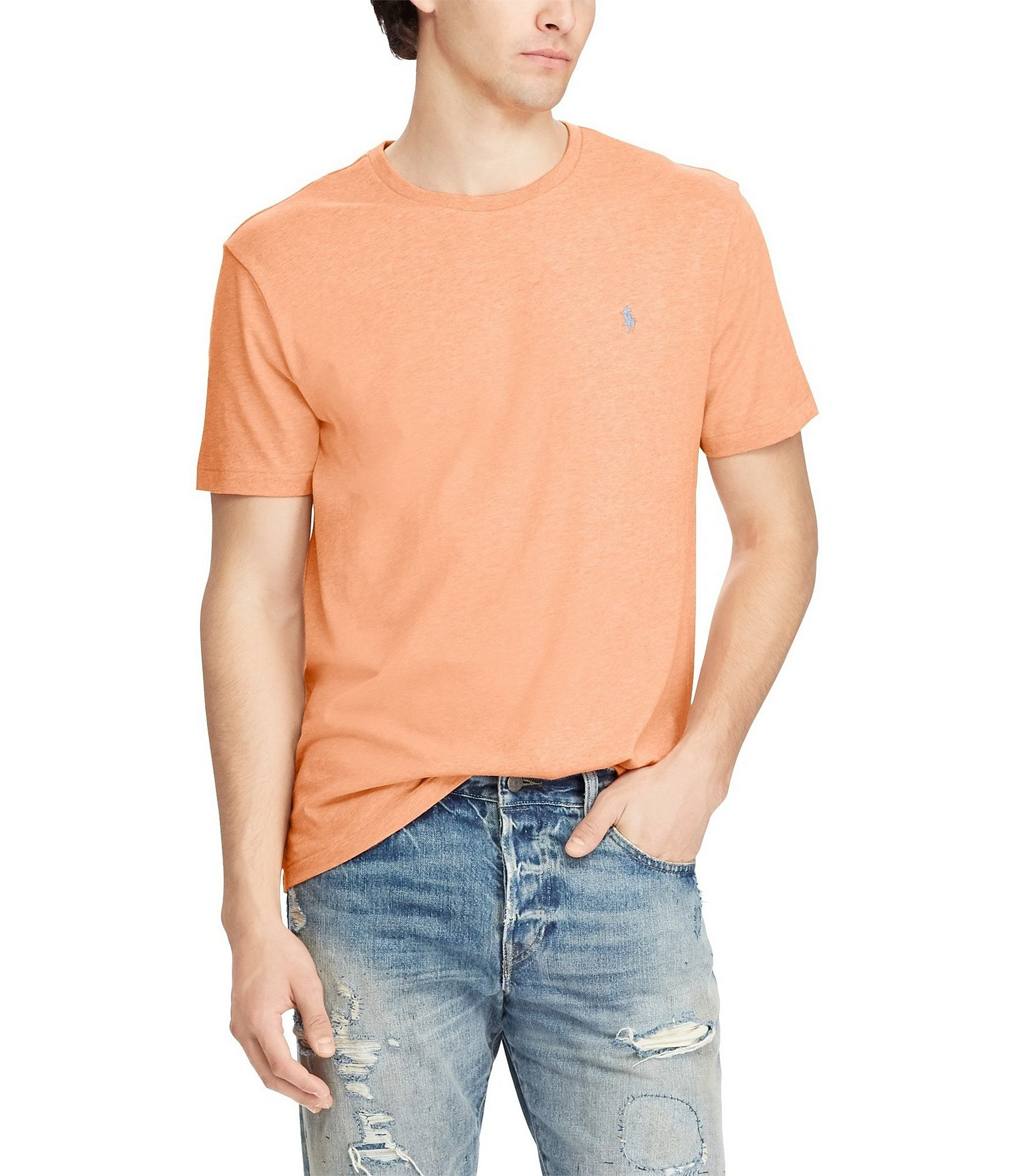 Orange Mens Shirts Dillards