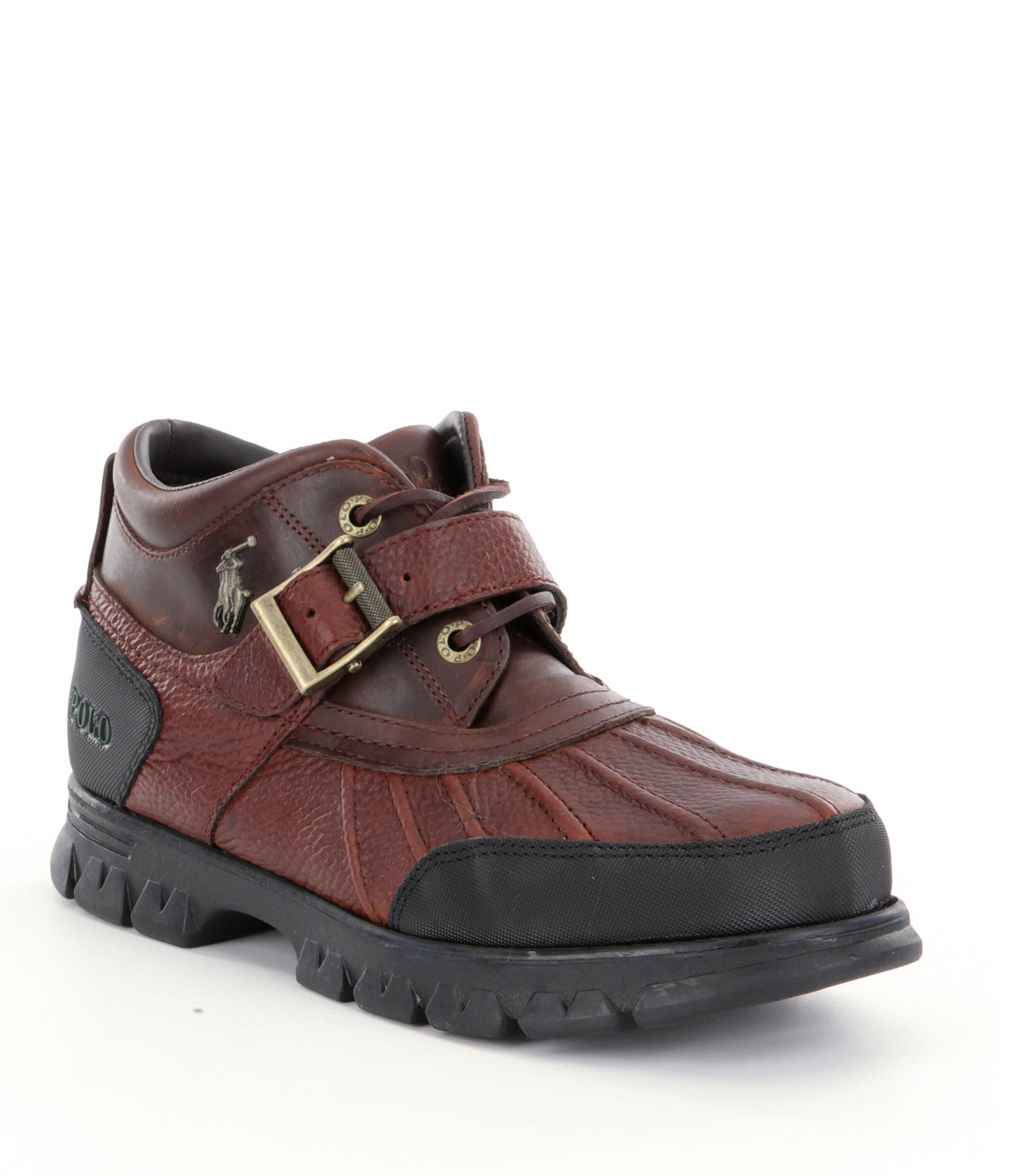 Ralph Lauren Kids Shoes Brown