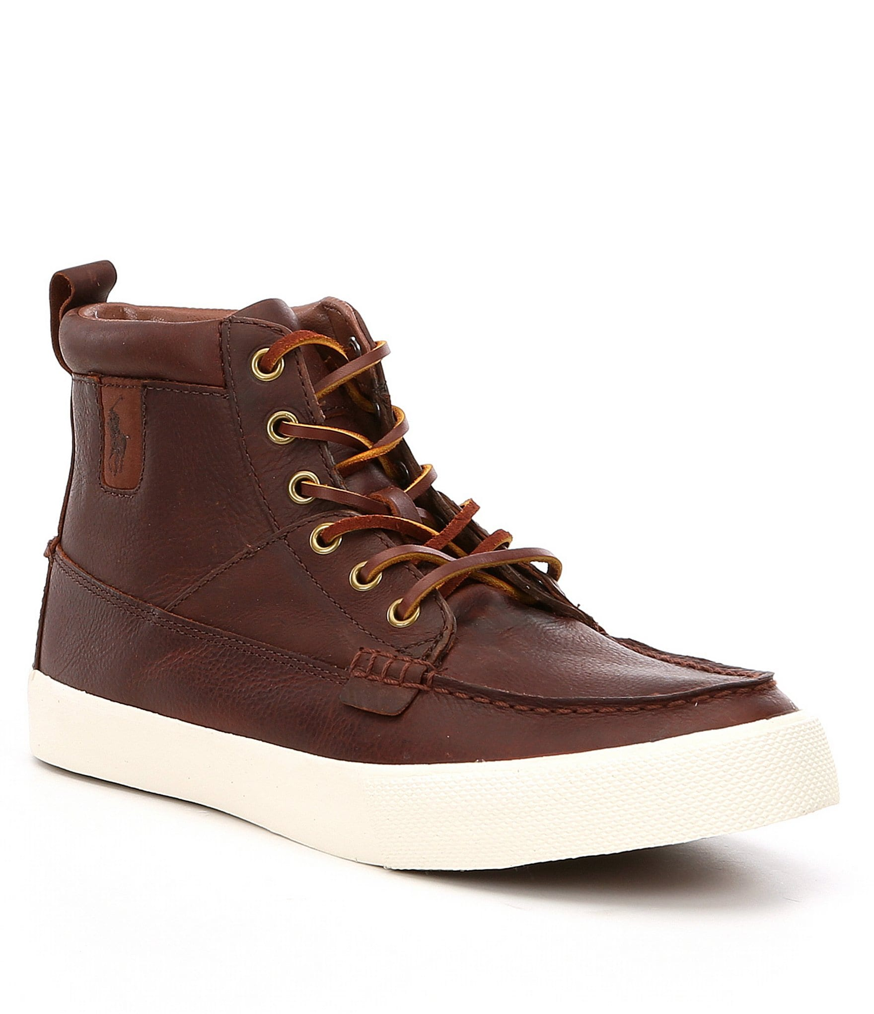 Polo High Top Shoes
