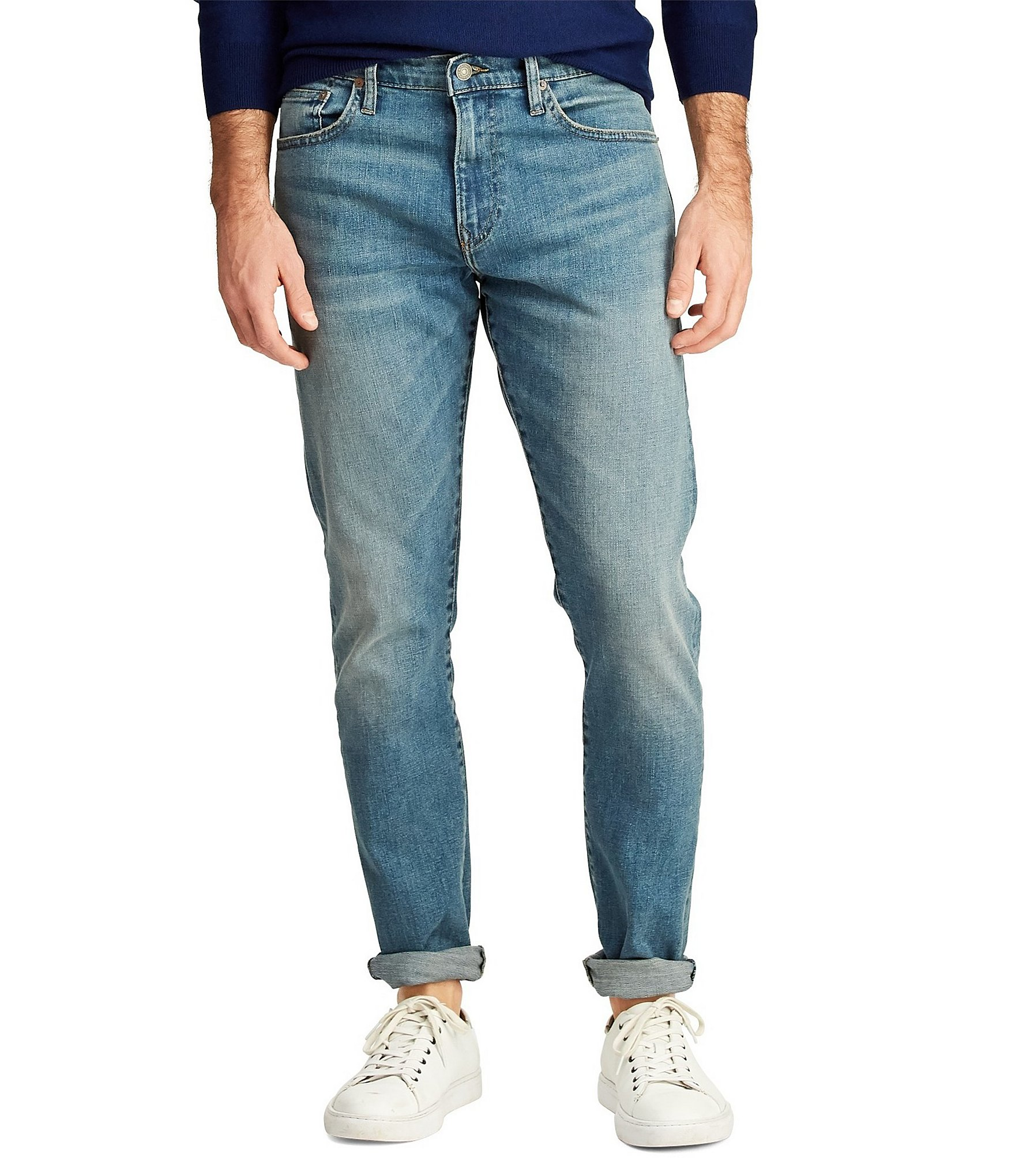 556c57f672 Polo Ralph Lauren Sullivan Slim-Fit Stretch Jeans | Dillard's