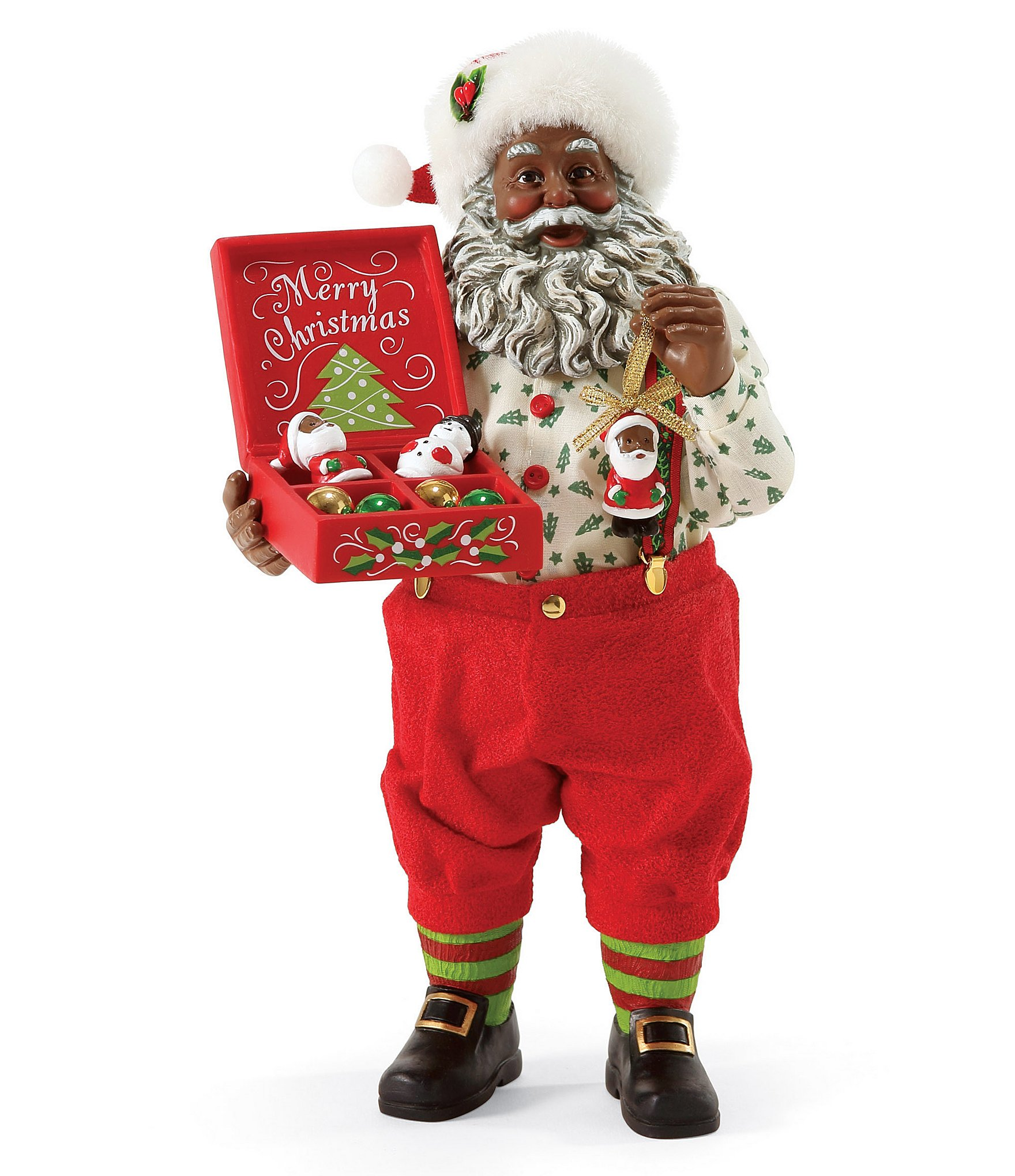 Possible dreams christmas traditions deck the tree african for Top 10 christmas traditions in america