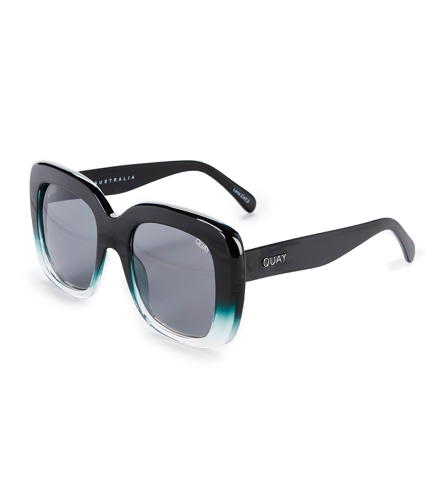 391be0dd3e Quay Australia Don t   Me Sunglasses Black smoke