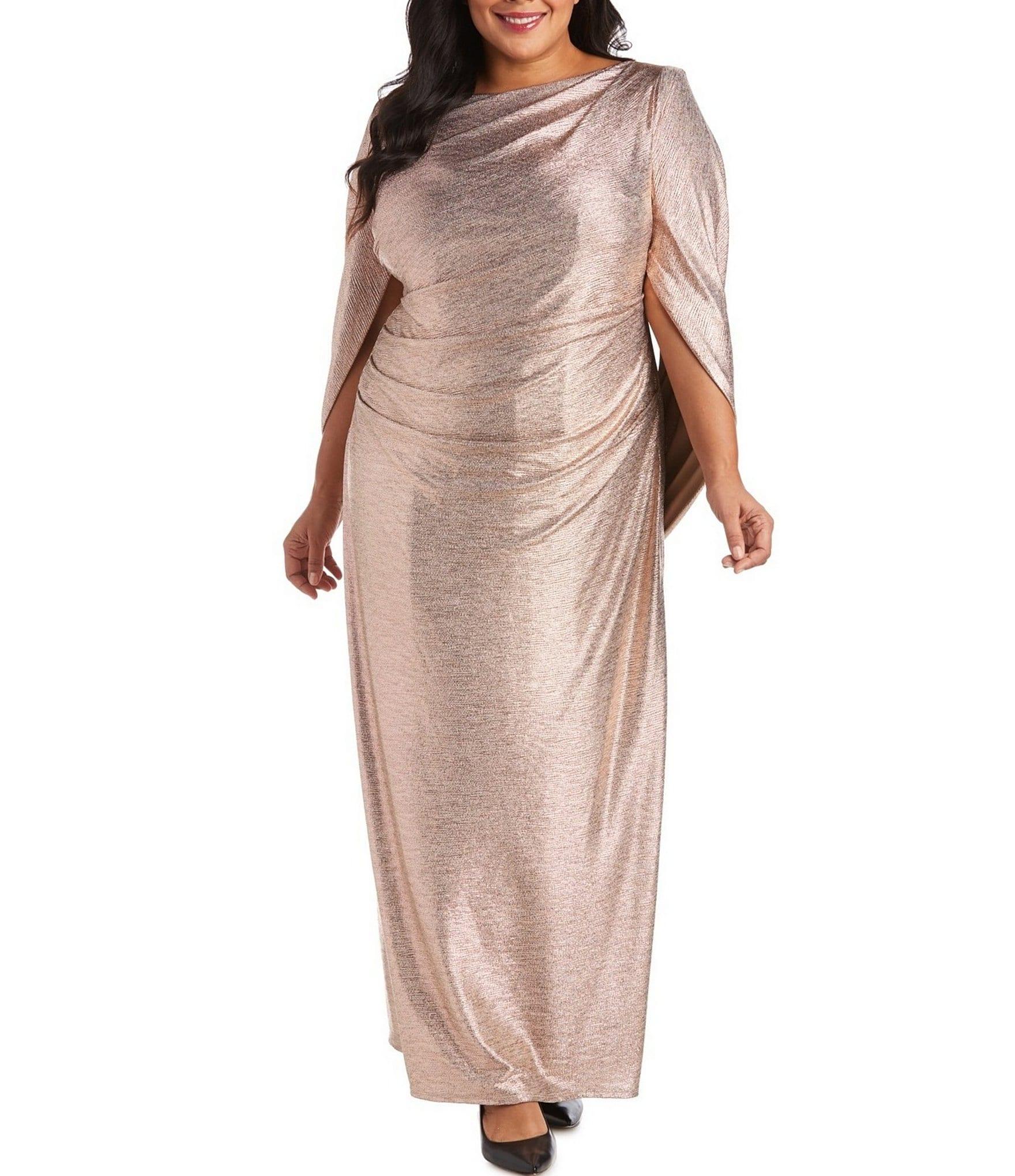 Draped Dress Women S Plus Size Clothing Dillard S