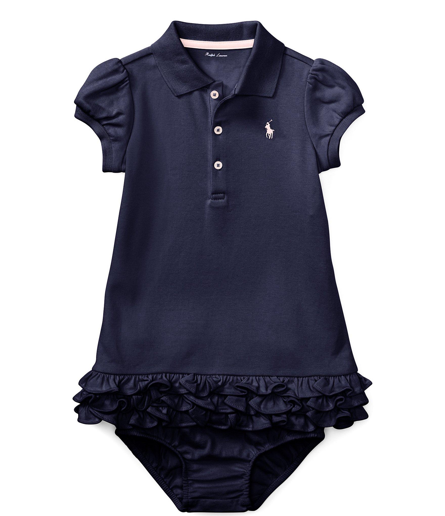 a9a7cfcfa Ralph Lauren Baby Girl Clothing | Dillard's
