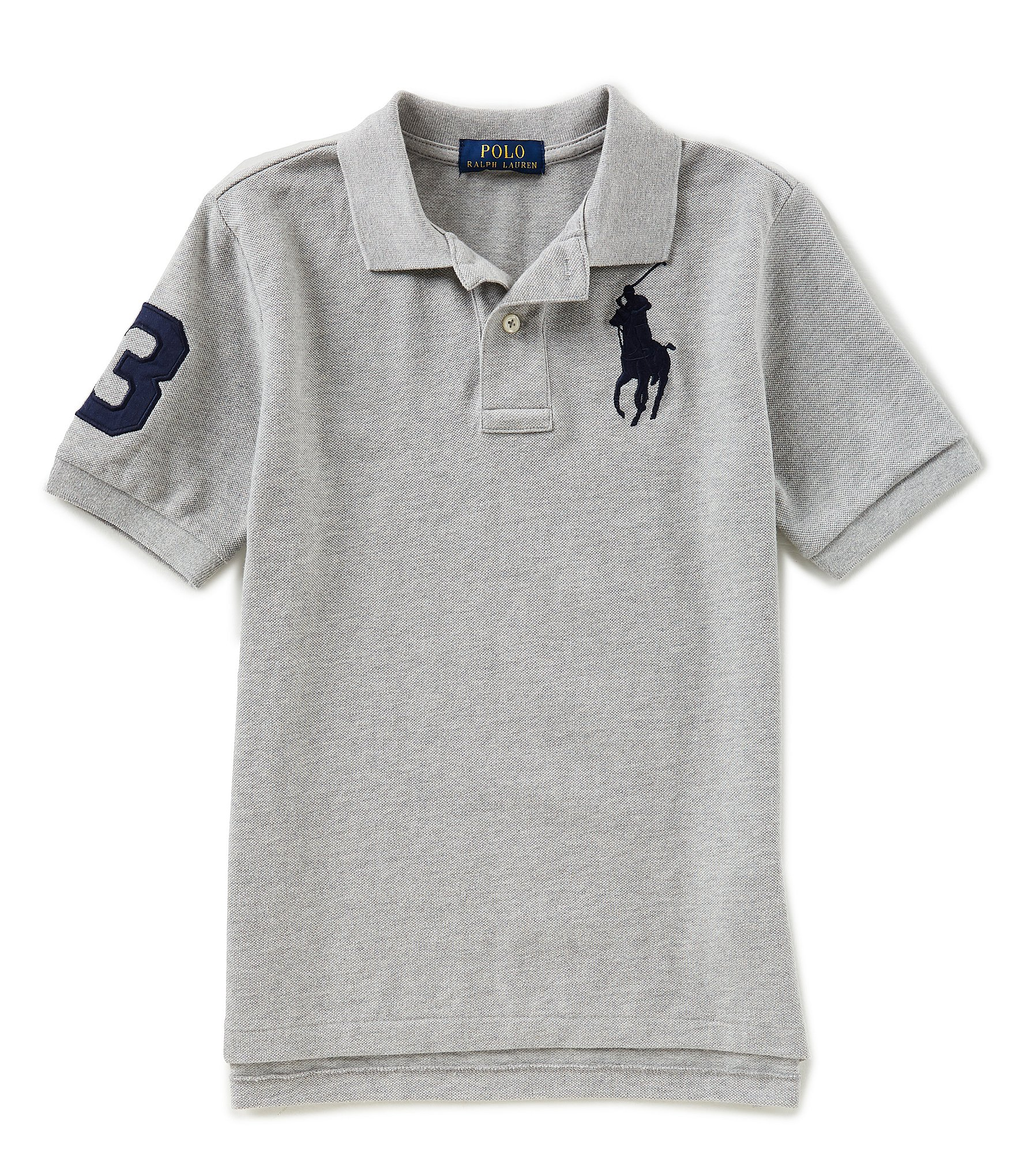 e69059faa Ralph Lauren Big Boys' (8-20) Polo Shirts | Dillard's