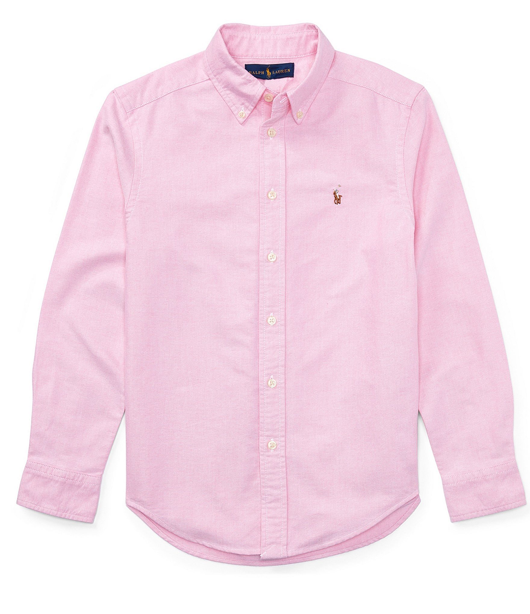 Ralph Lauren Childrenswear Big Boys Long Sleeve