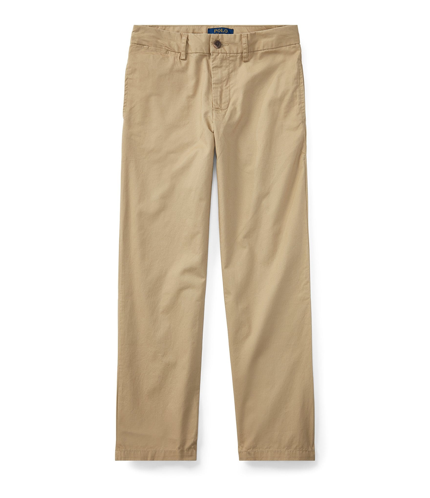 e836f9a6be Ralph Lauren Childrenswear Big Boys 8-20 Suffield Flat Front Chino Pants