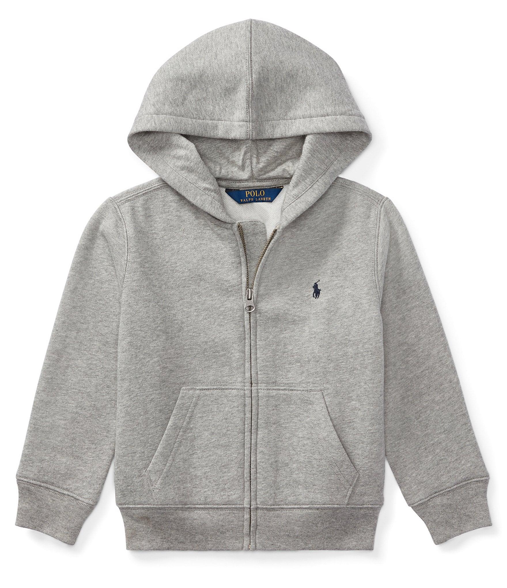 8084b279 Ralph Lauren Childrenswear Little Boys 2T-7 Full-Zip Hoodie