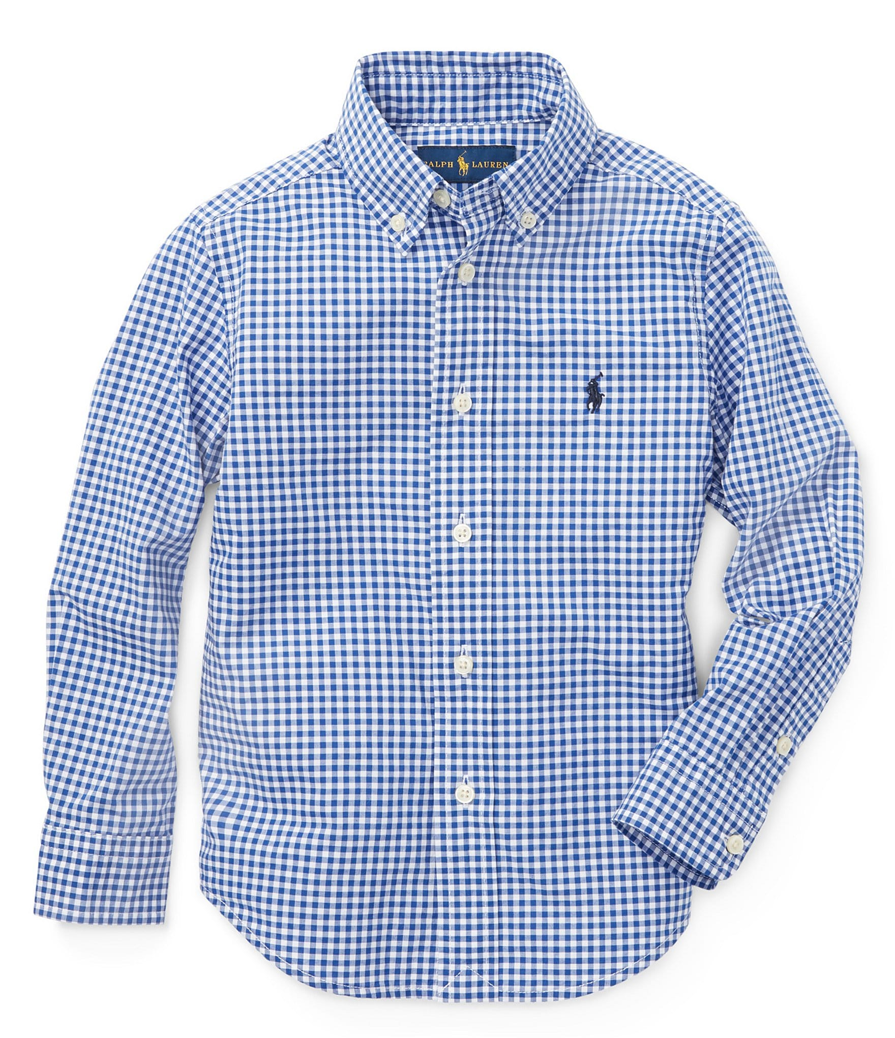 Ralph Lauren Boys Button Front Dress Shirts Dillards