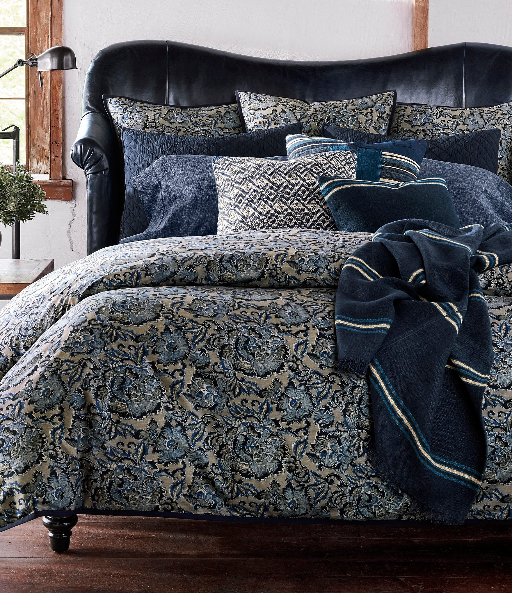Picture of: Ralph Lauren Journey S End Collection Rainey Comforter Dillard S