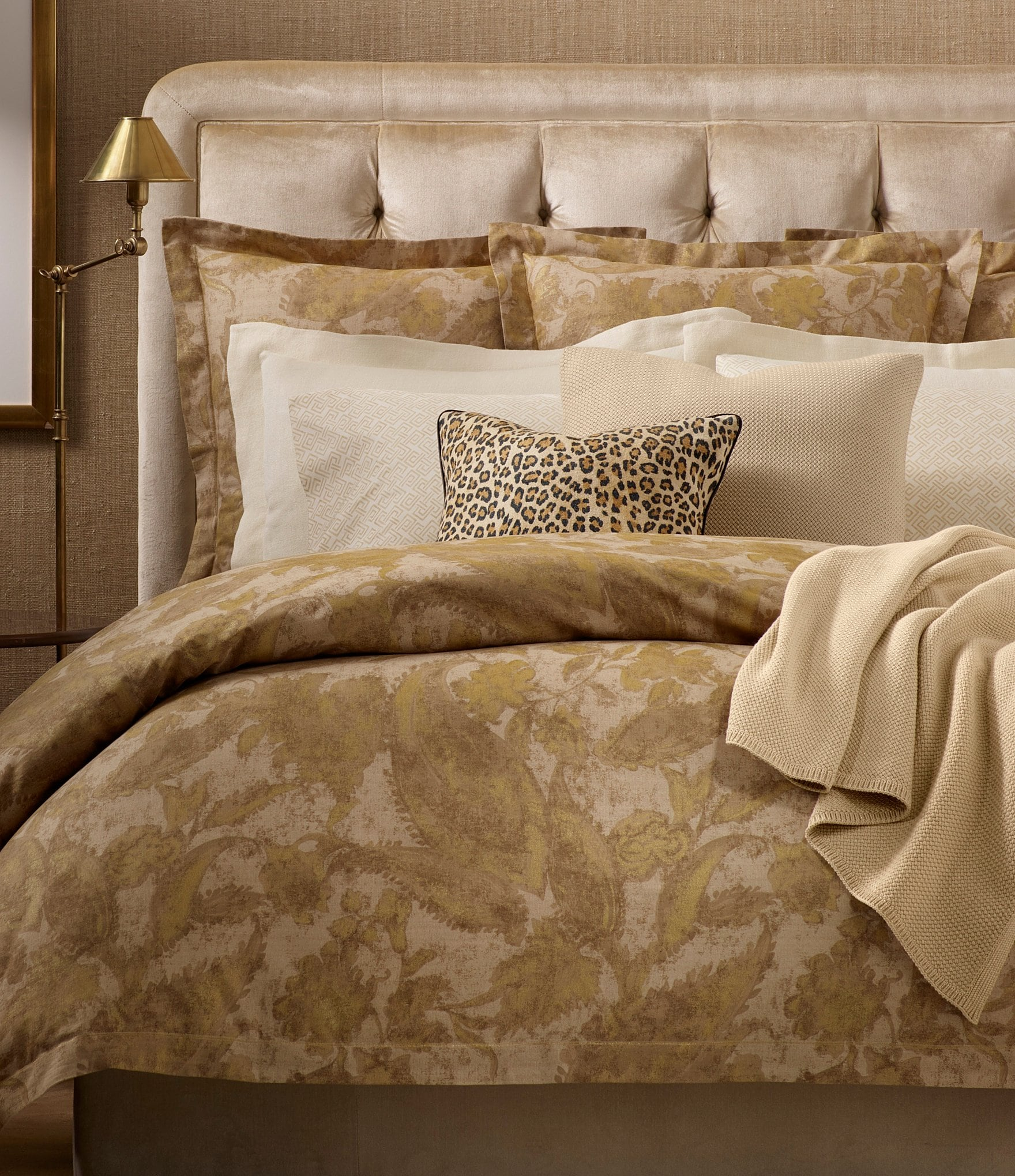 Gold Bedding Bedding Collections Dillard S