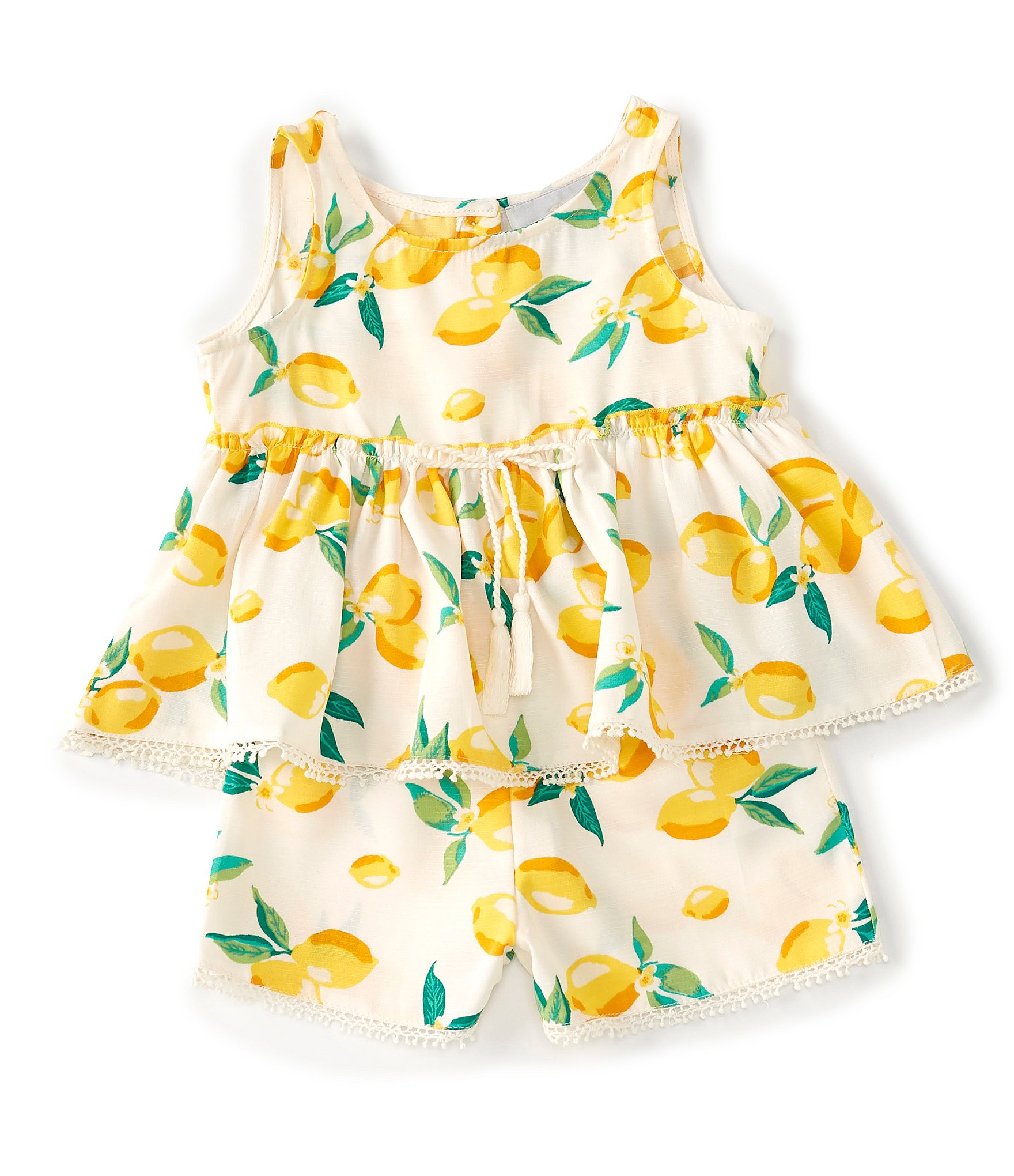 Rare Editions Baby Girls Woven Dress