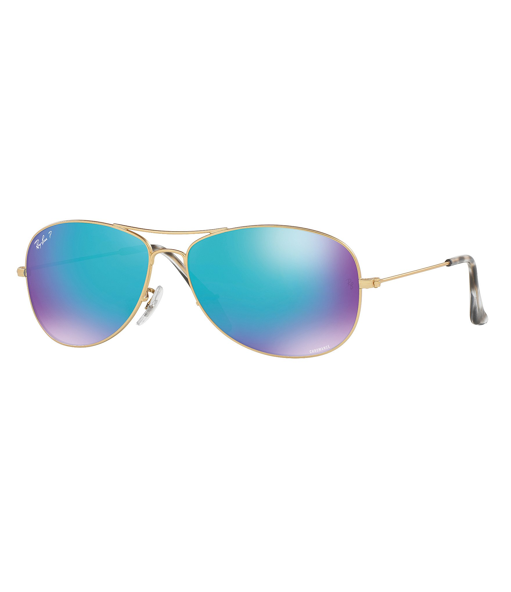 e8588fbab933a Ray Ban Aviator Blue Green