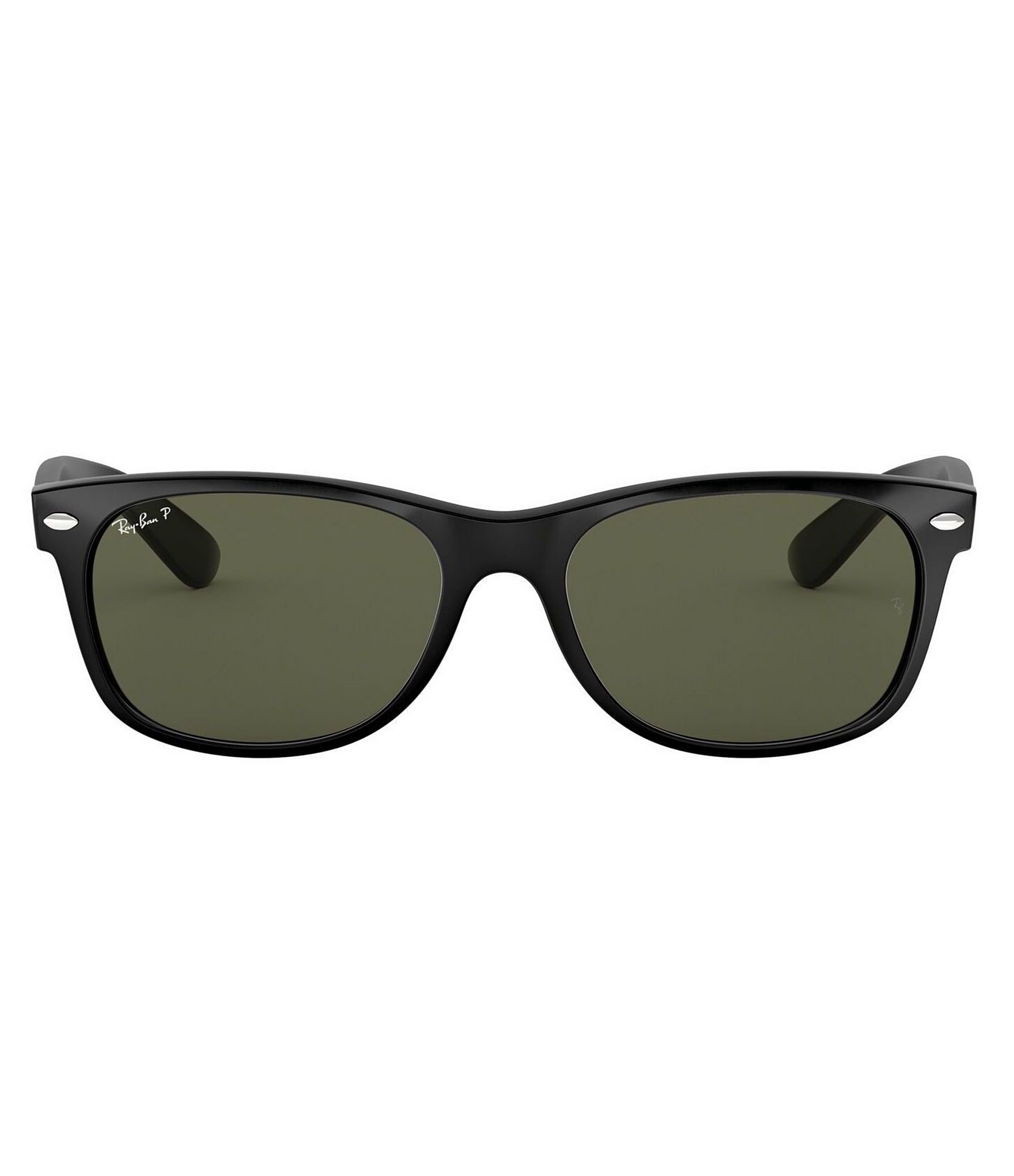 ray ban new wayfarer polarized sunglasses dillards. Black Bedroom Furniture Sets. Home Design Ideas