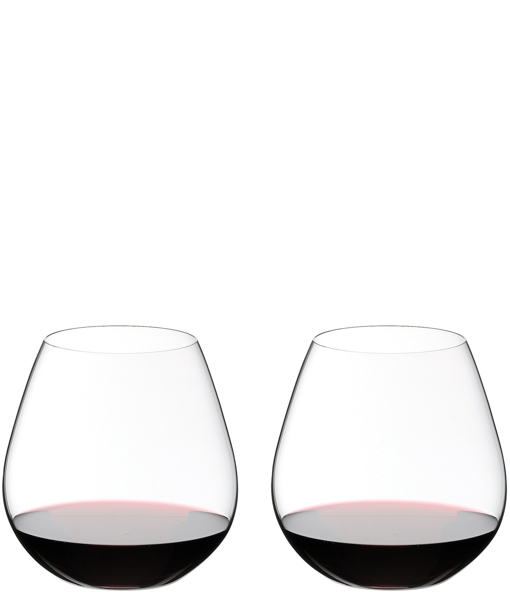 2ce80053275 Riedel O Wine Tumbler Pinot / Nebbiolo Glasses, Set of 2   Dillard's