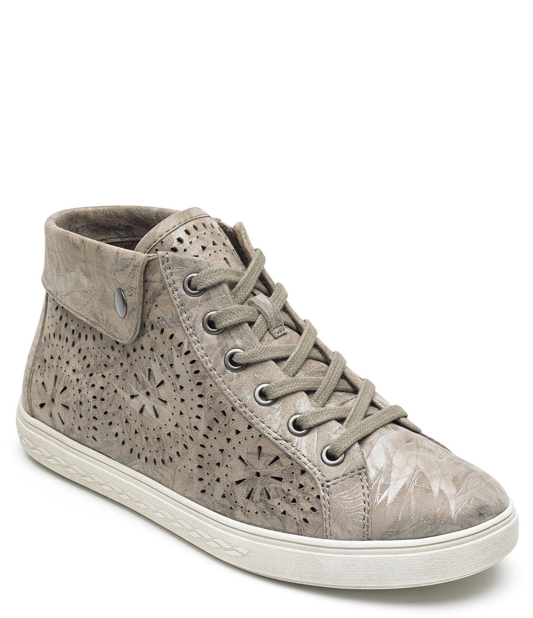 Rockport Cobb Hill Willa Leather High